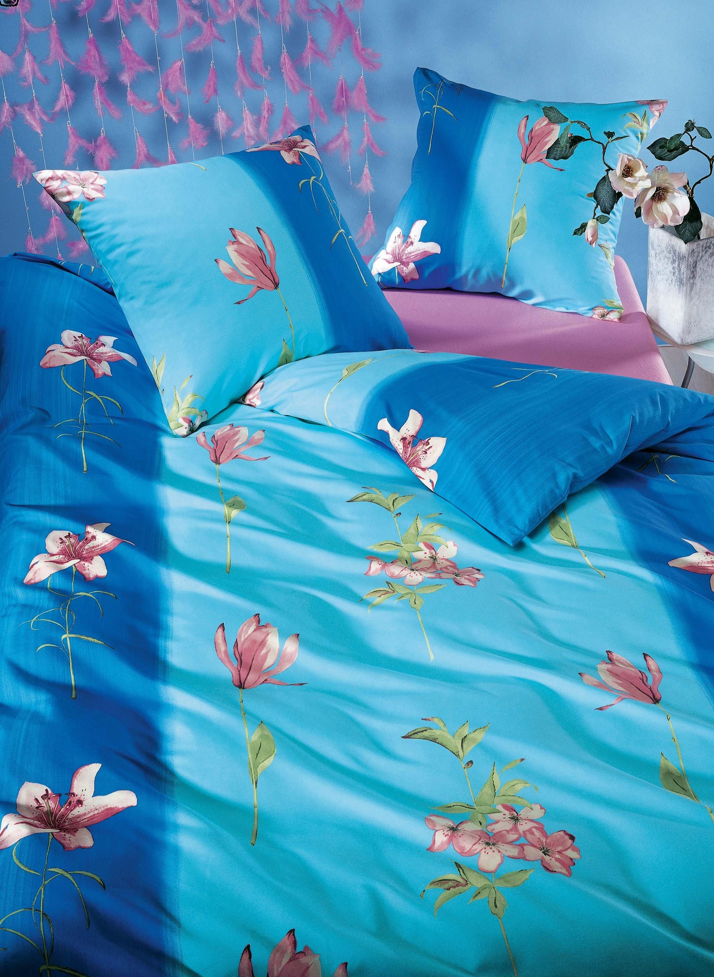 Biancheria da letto in satin *YVONNE*