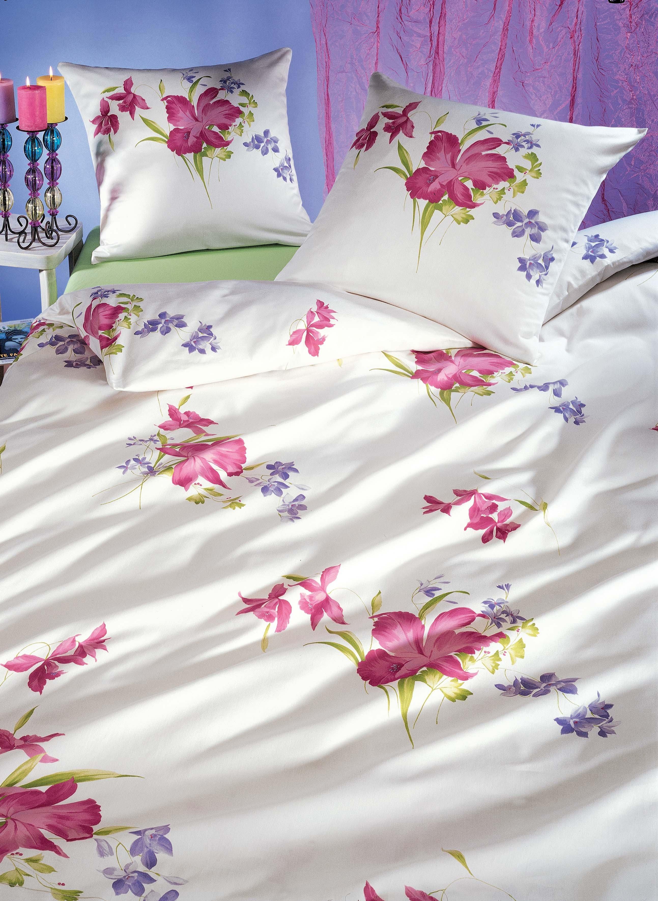 Biancheria da letto in satin «KARINA»