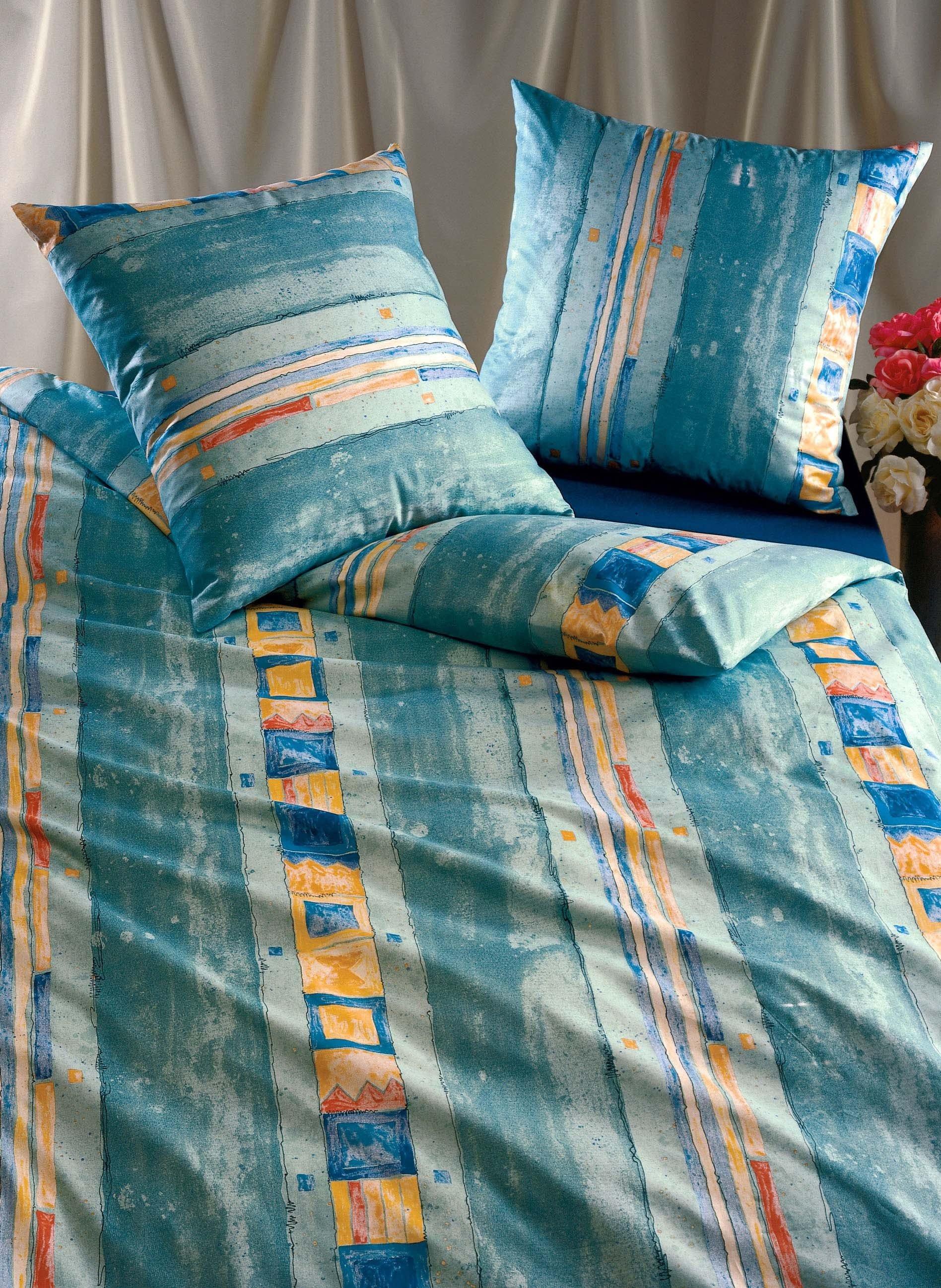 """Biancheria da letto in jersey """"Streifen/Grafik"""""""