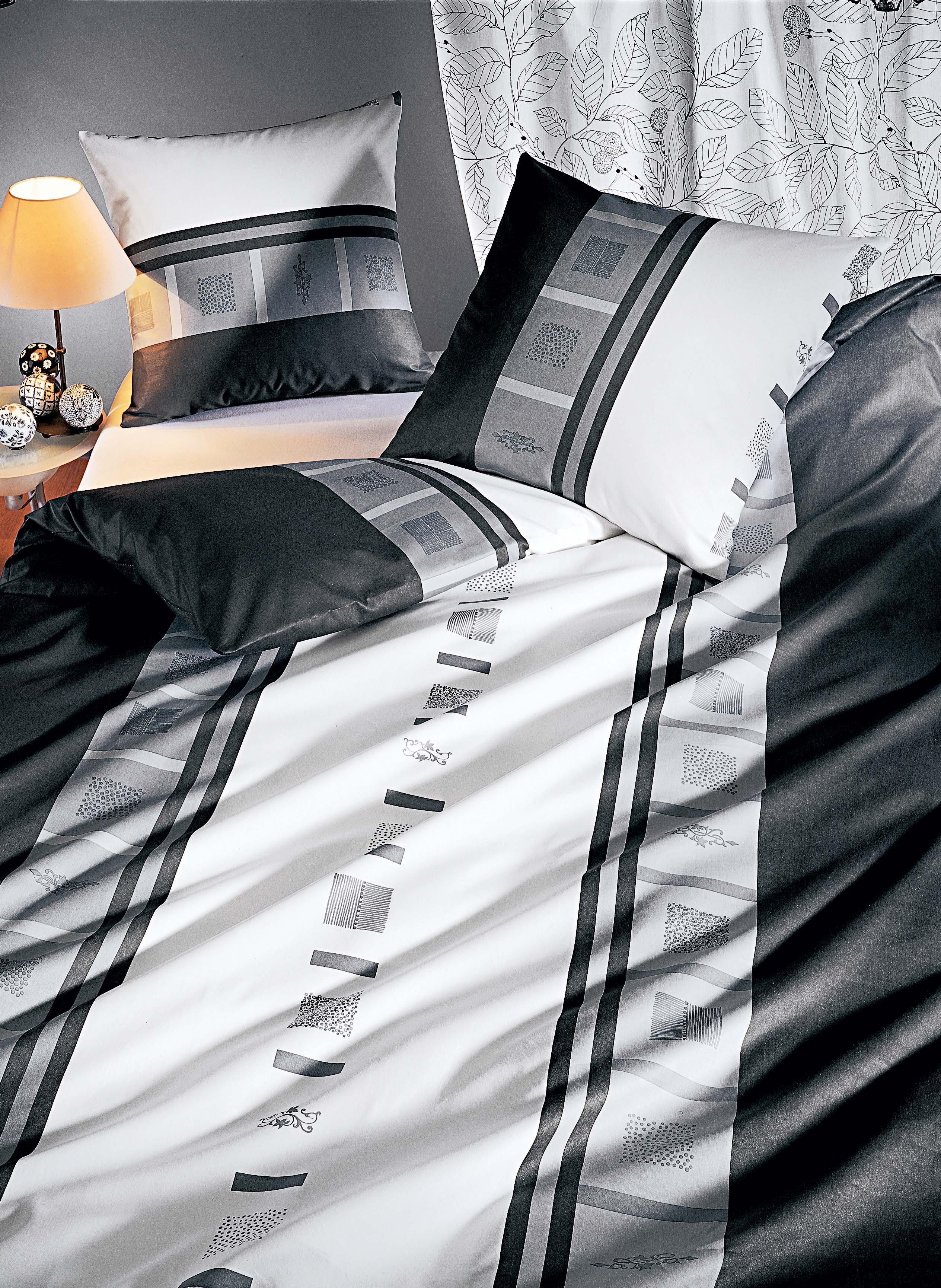 """Biancheria da letto in satin  """"CASABLANCA"""""""