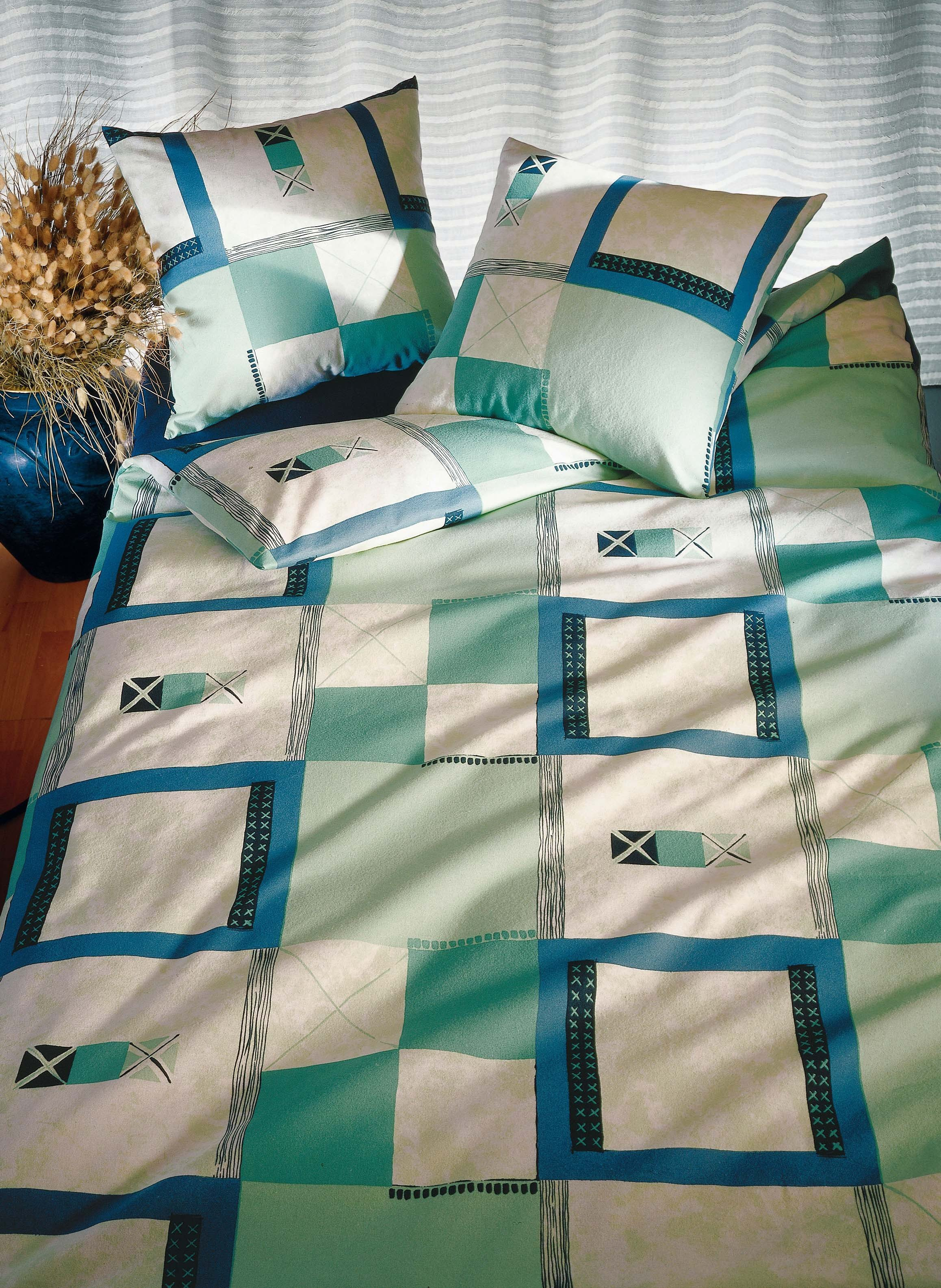 "Biancheria da letto in jersey ""KARO"""