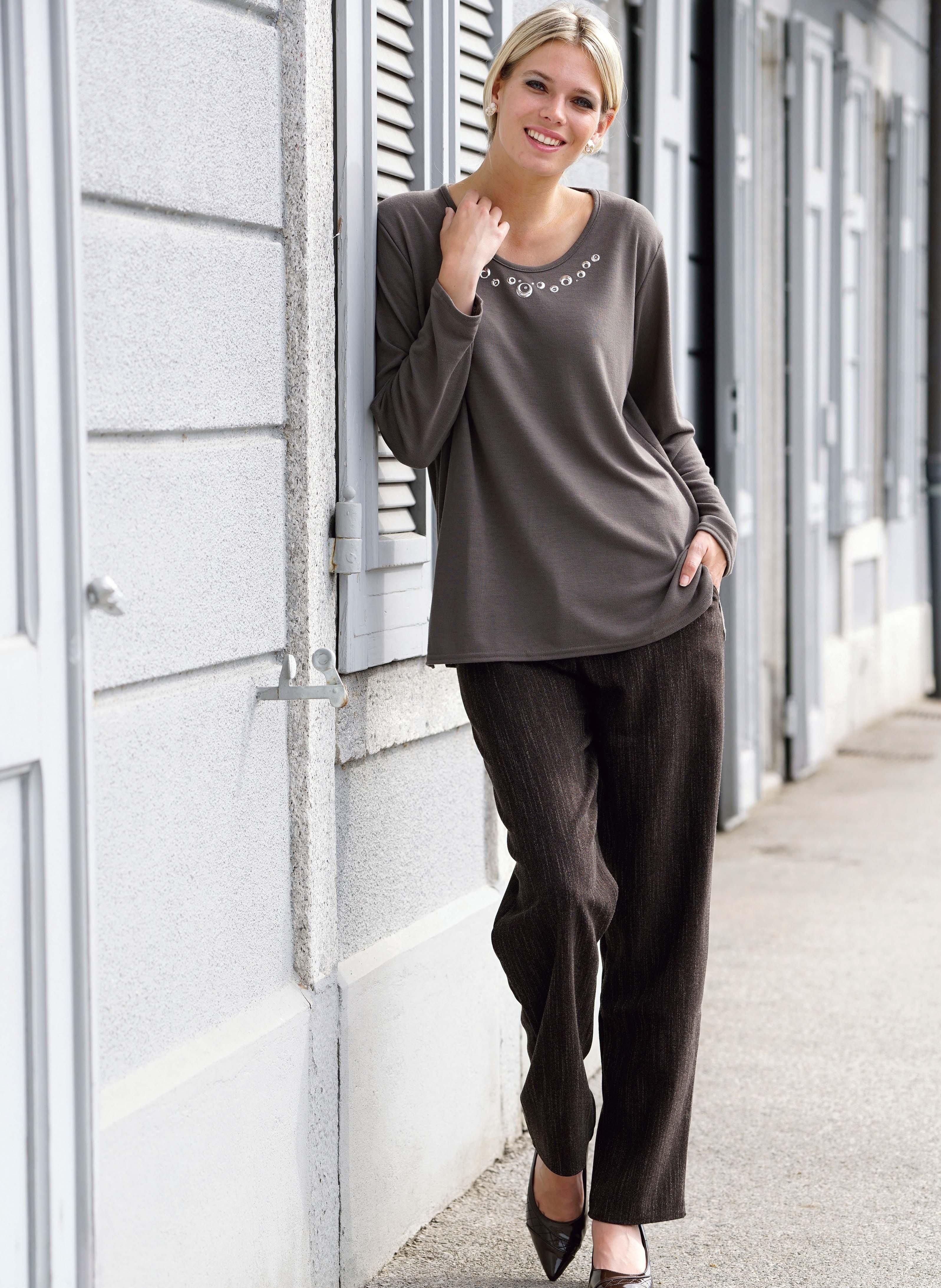 Pantalone confortevole