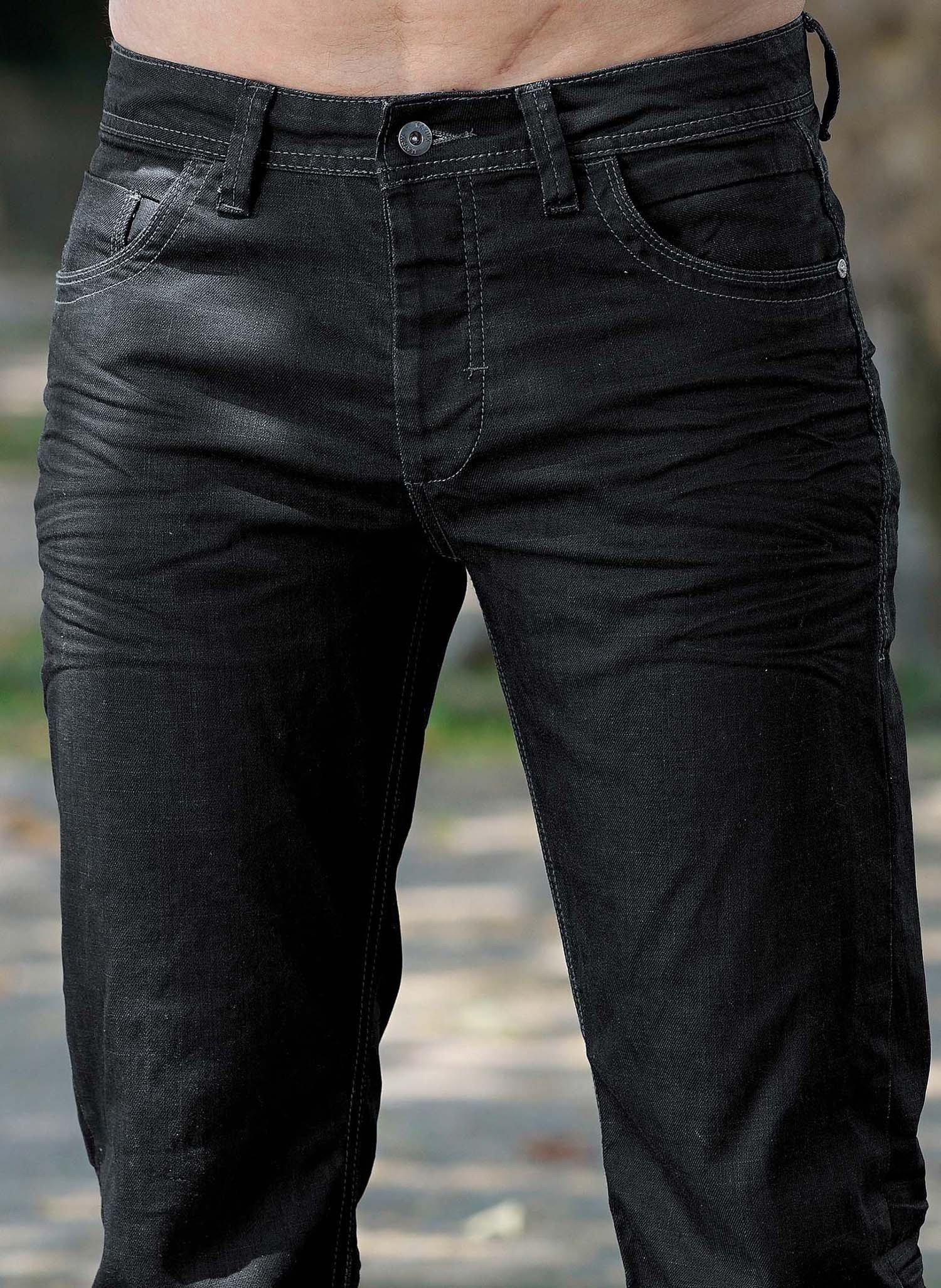 H-5-P-Jeans,Knopfvers.Black-D. 50 - 2 - Ronja.ch