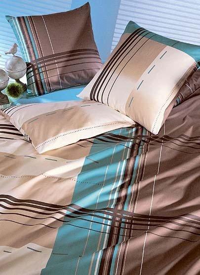 Biancheria da letto in satin  «ARMIDA»