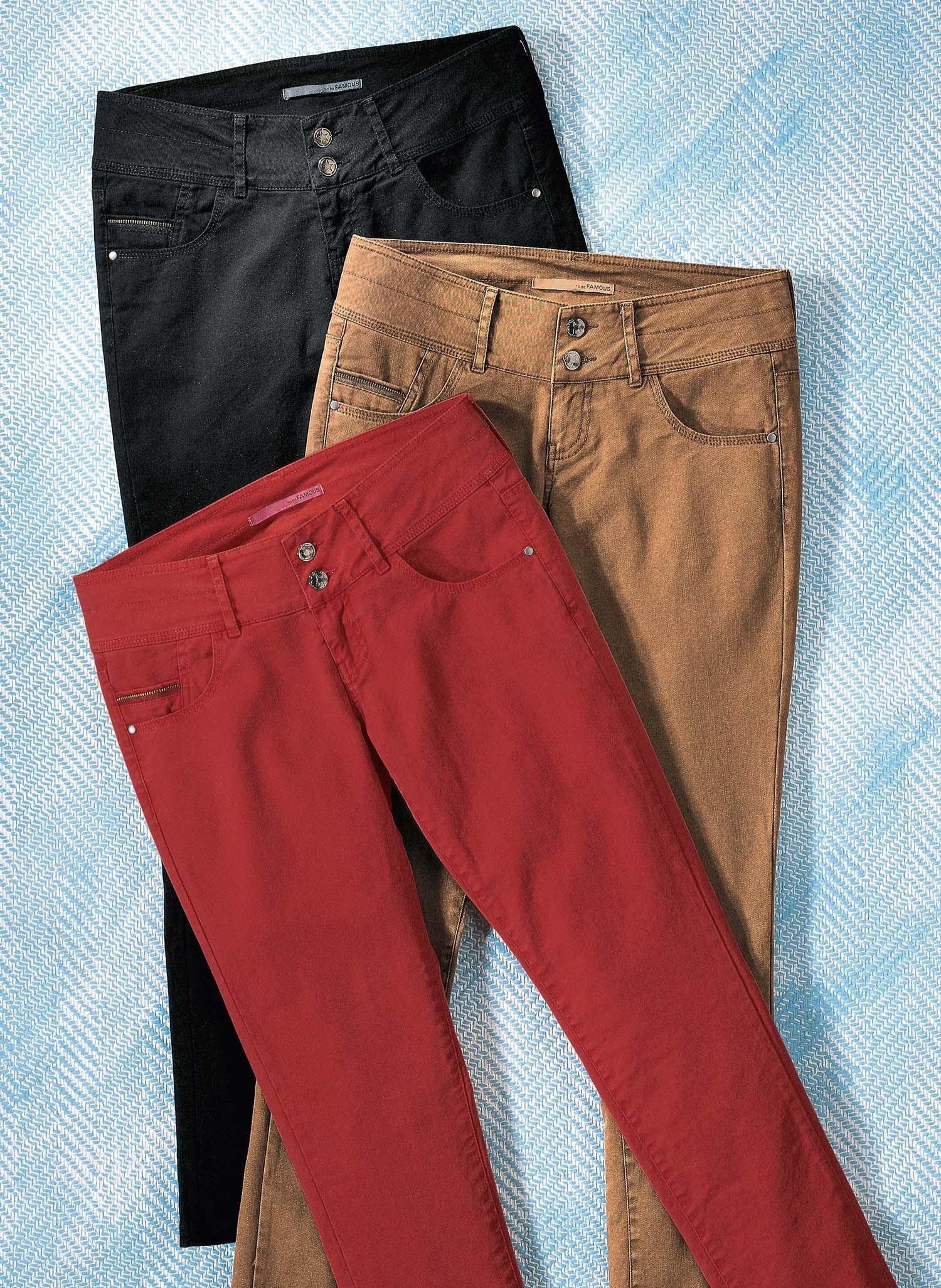 D-Colors-Jeans h-Bund camel 44 041 - 2 - Ronja.ch