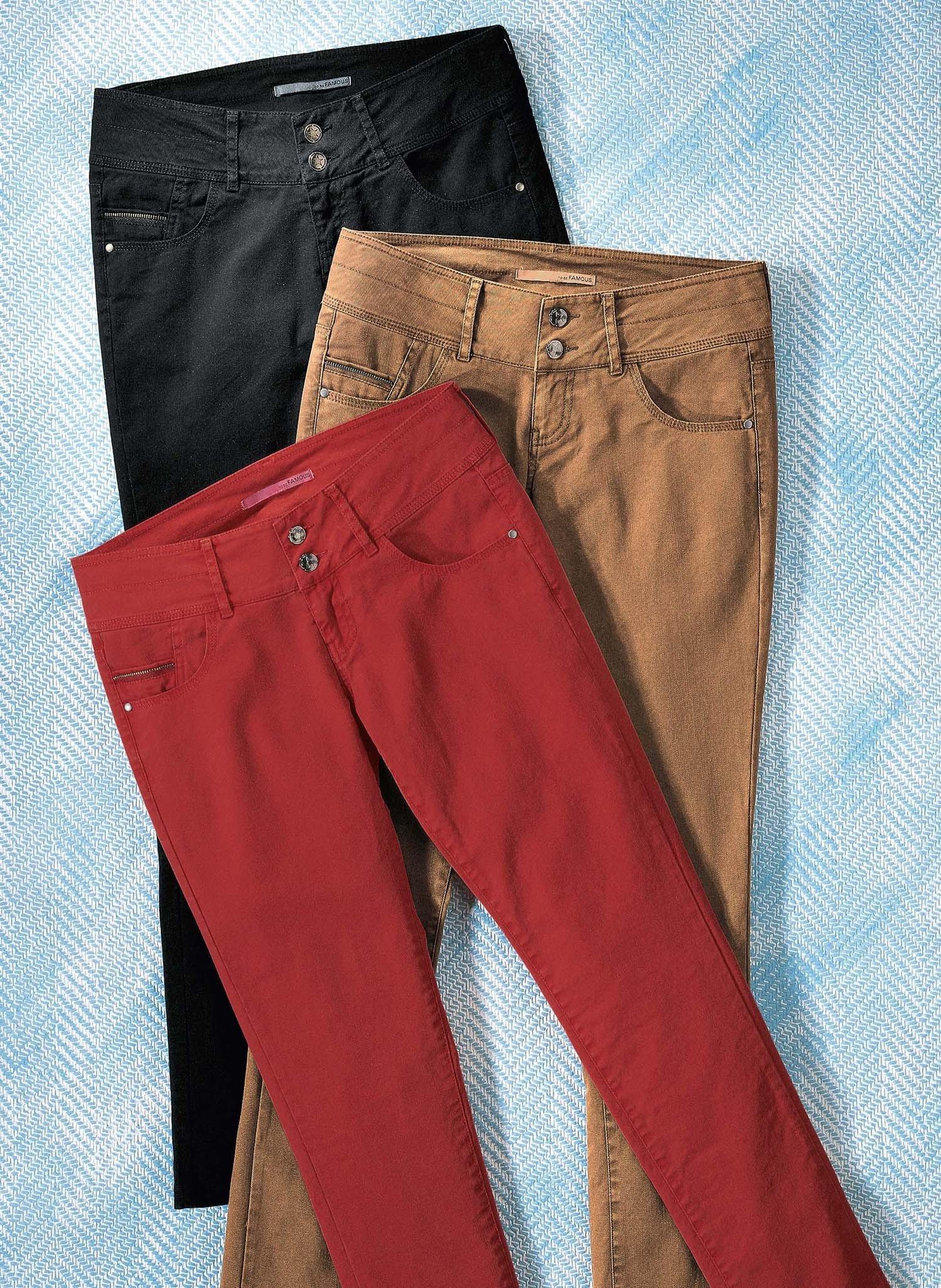 D-Colors-Jeans h-Bund schwarz 34 010 - 2 - Ronja.ch
