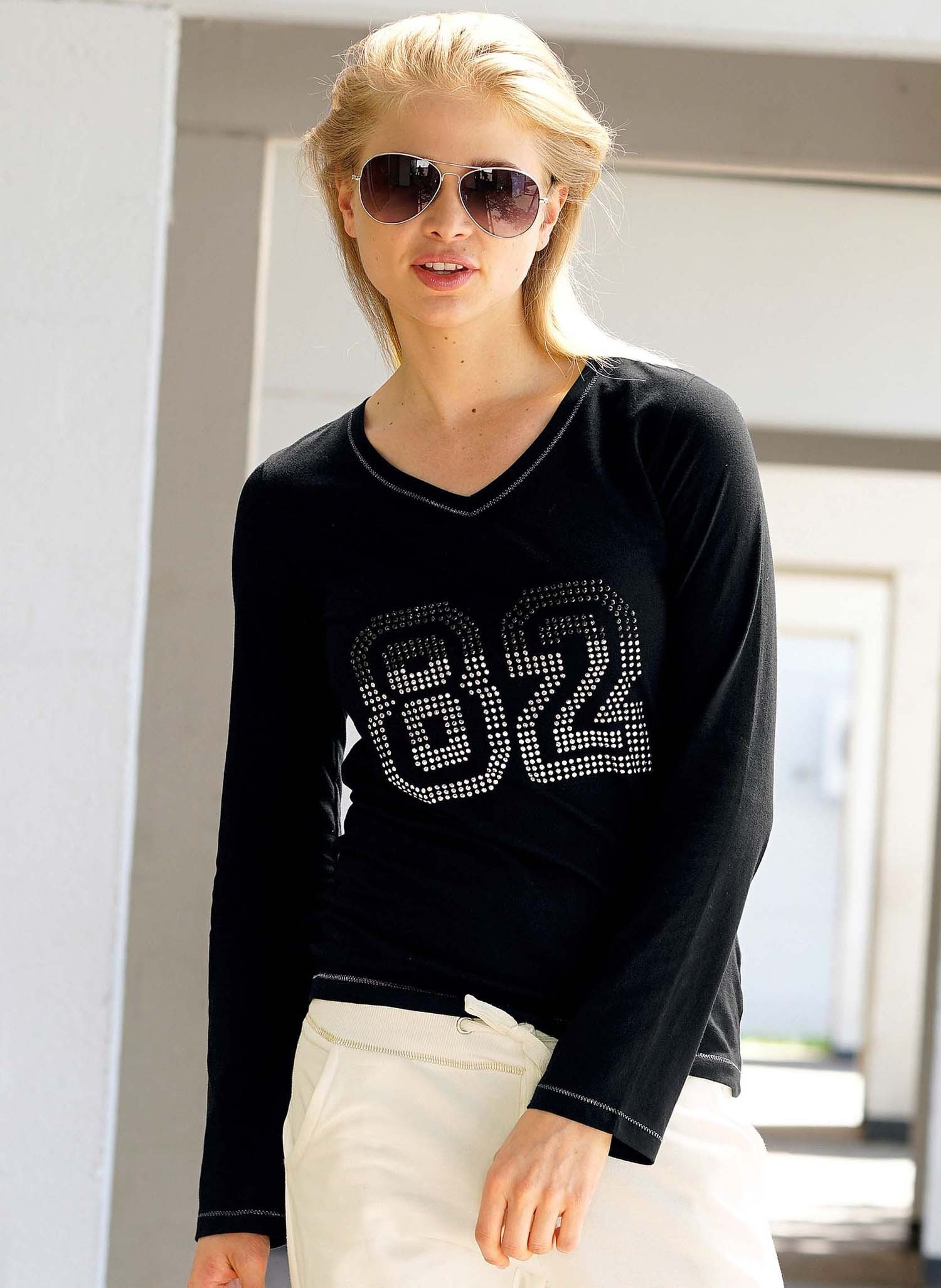 "D-LA-Shirt""82""nero"