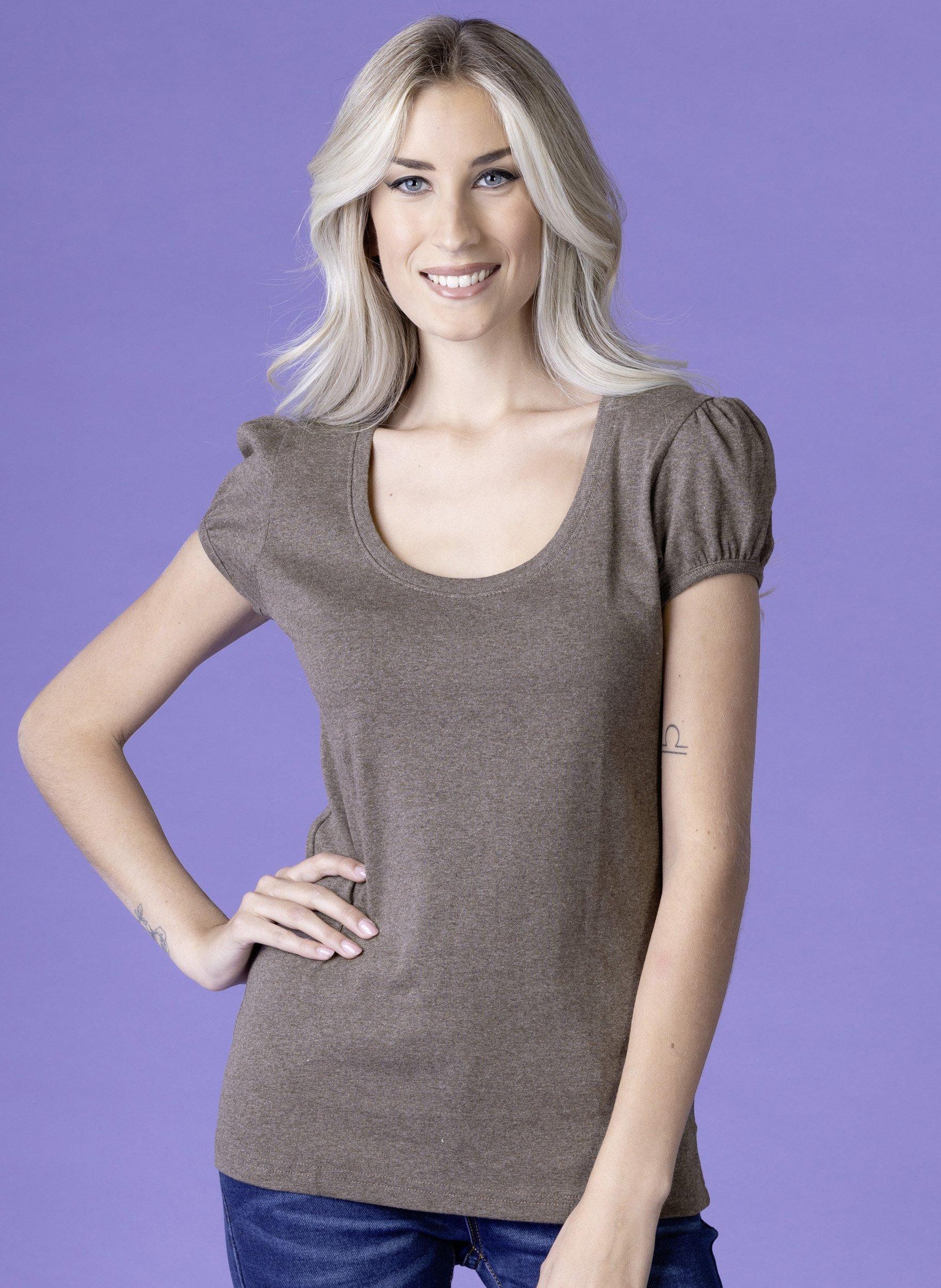 Shirt maniche corte, disp. in 6 colori