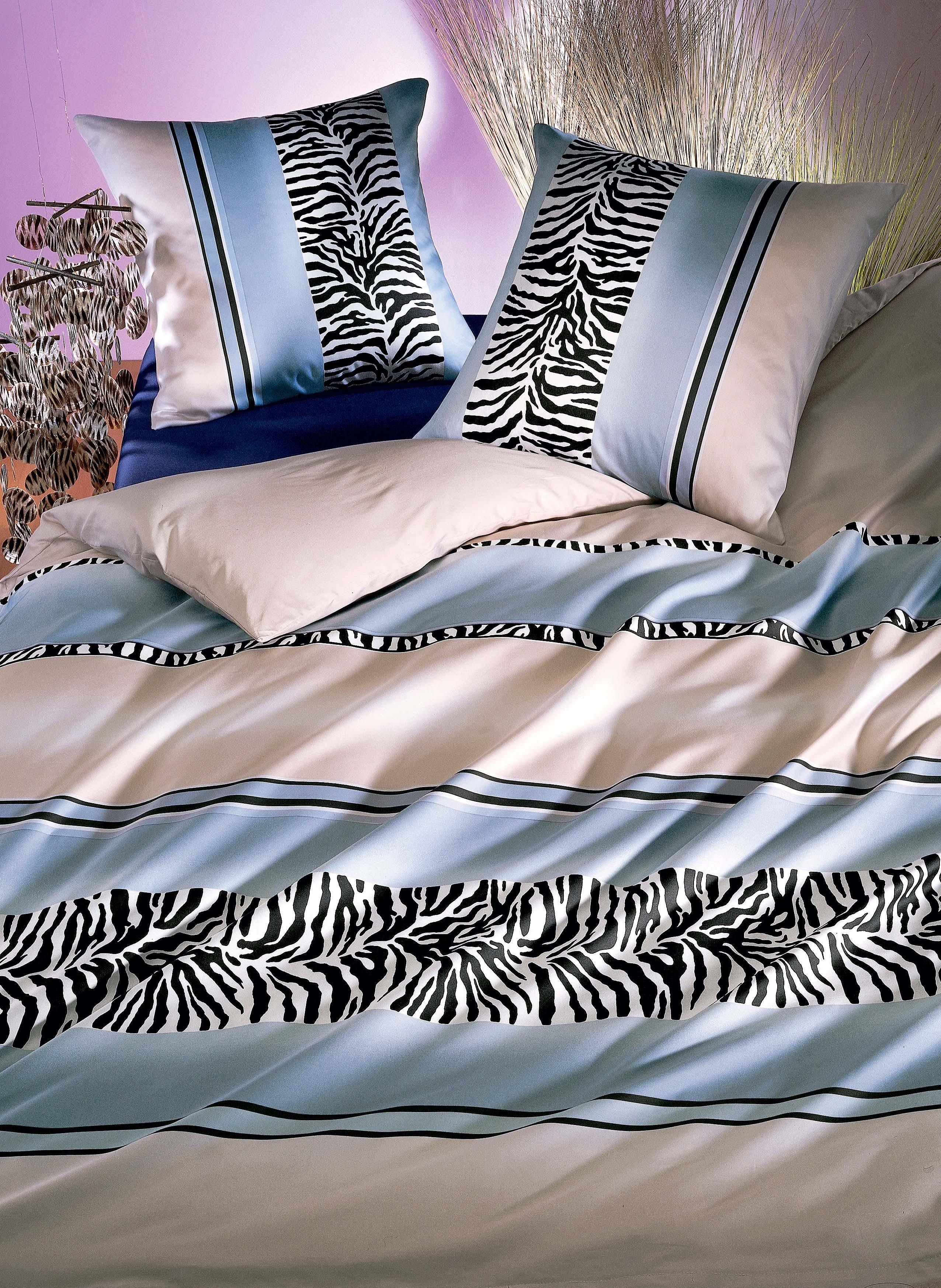 Biancheria da letto in satin  «ZANE»
