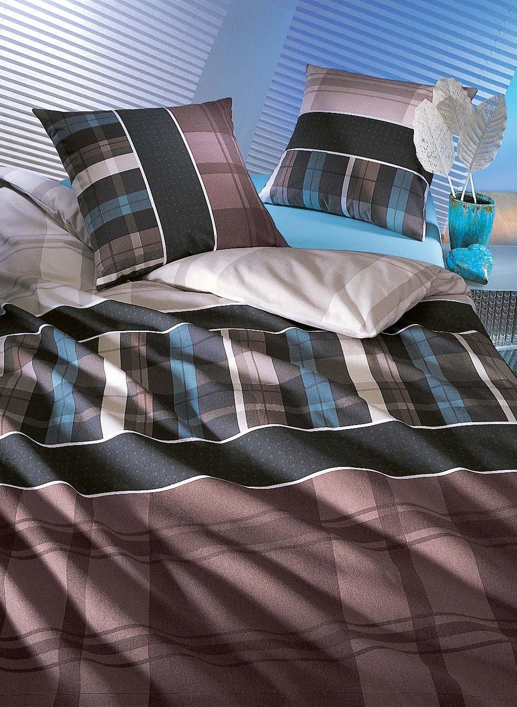 """Biancheria da letto in flanella  """"SYDNEY"""""""