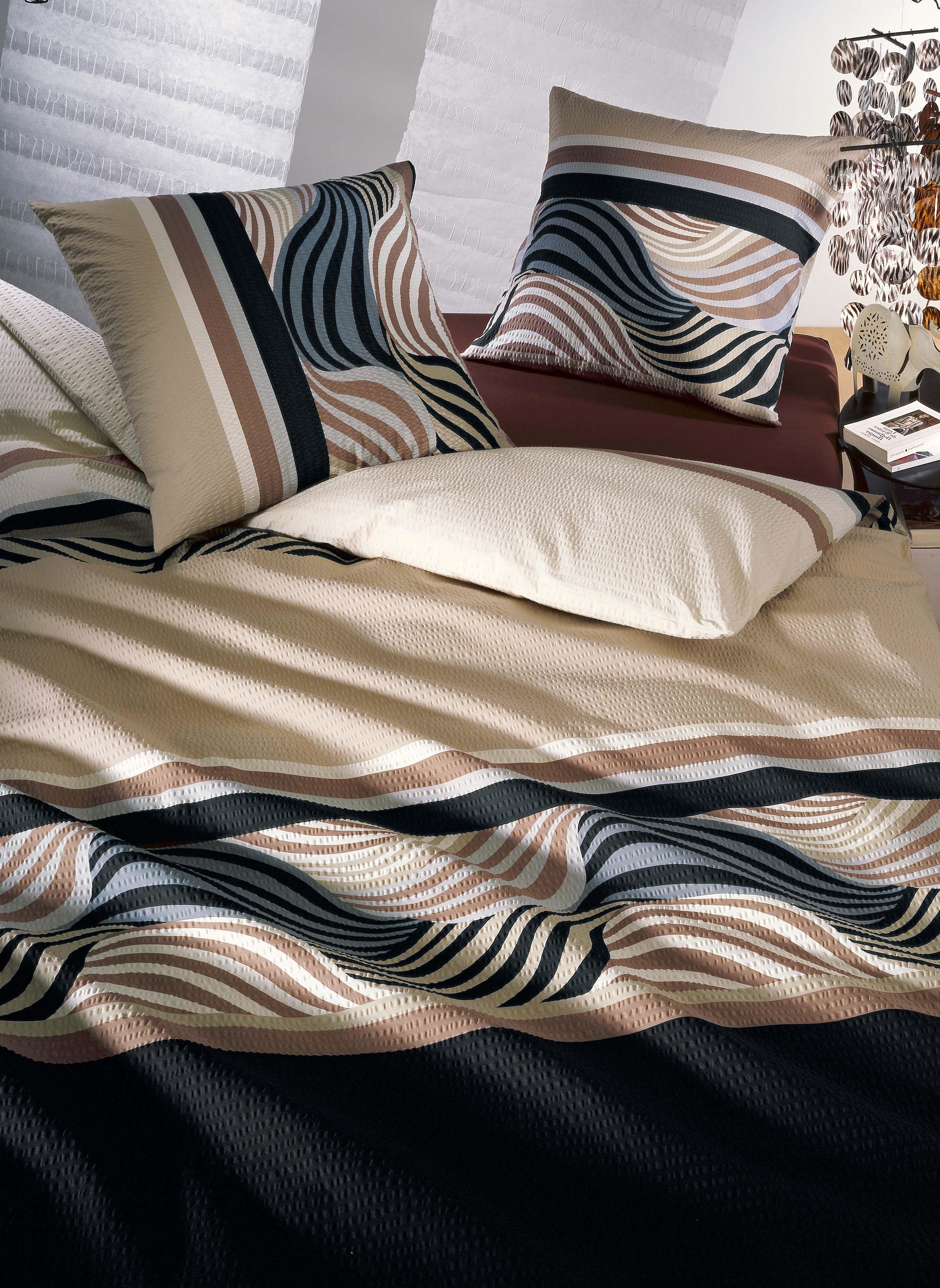 Biancheria da letto in seersucker somalia - Biancheria da letto ...