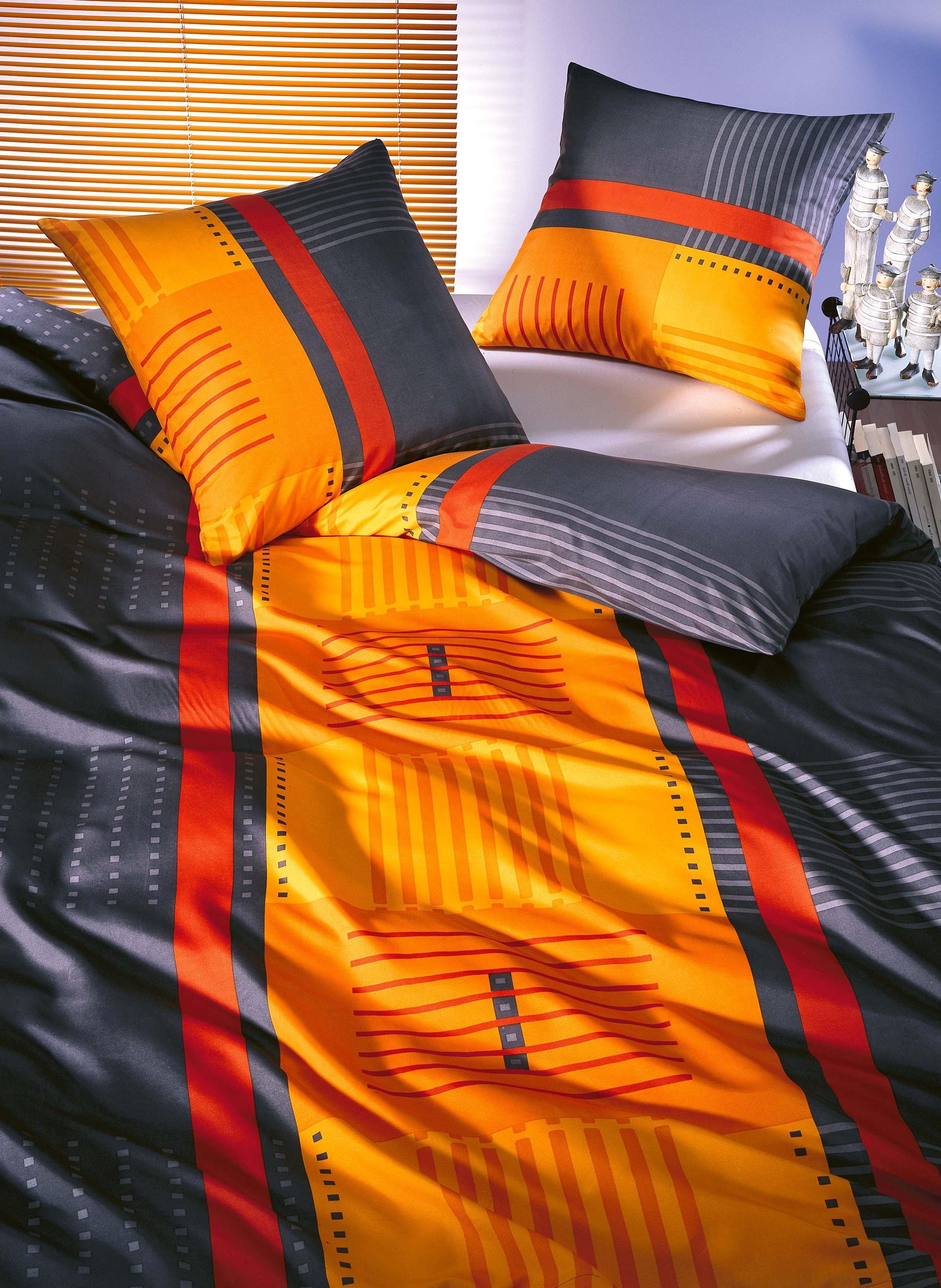 Biancheria da letto in microfibra «HAMPTON»