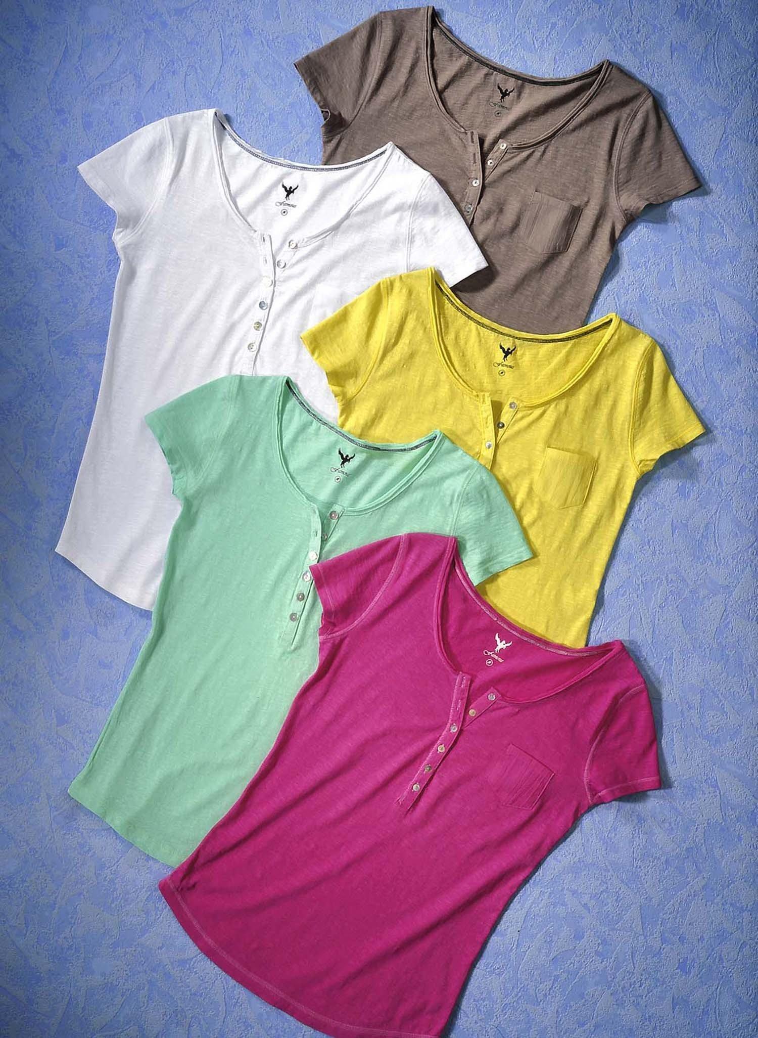 D-KA-Shirt,Perlmuttk.braun L 043 - 2 - Ronja.ch