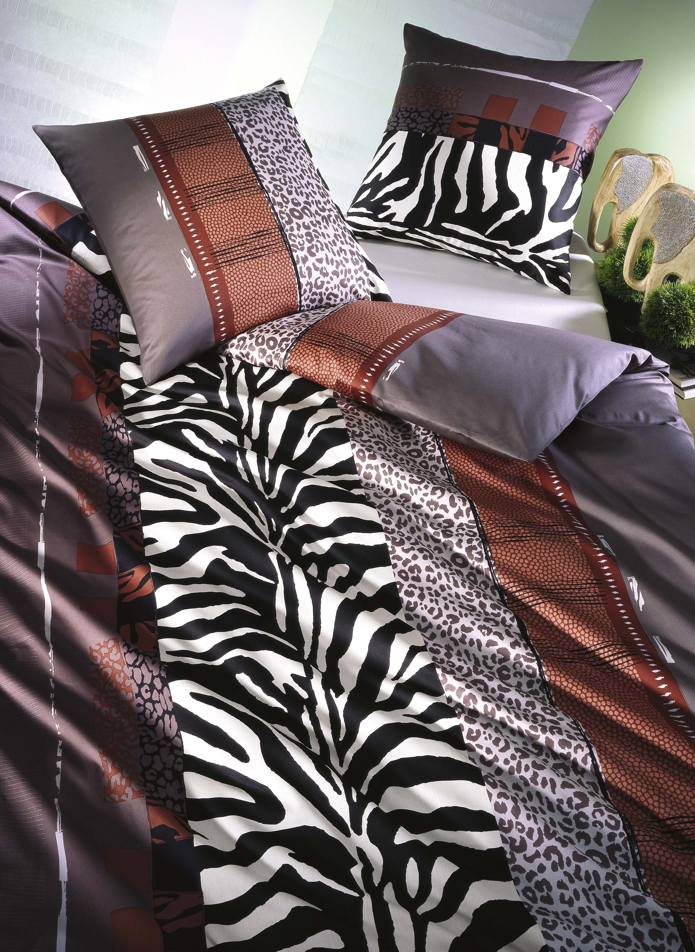 Biancheria da letto in satin *LUSEGNA*