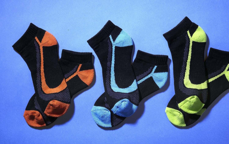 U-Sportsneaker,kiwi/oran./blau 3538 096
