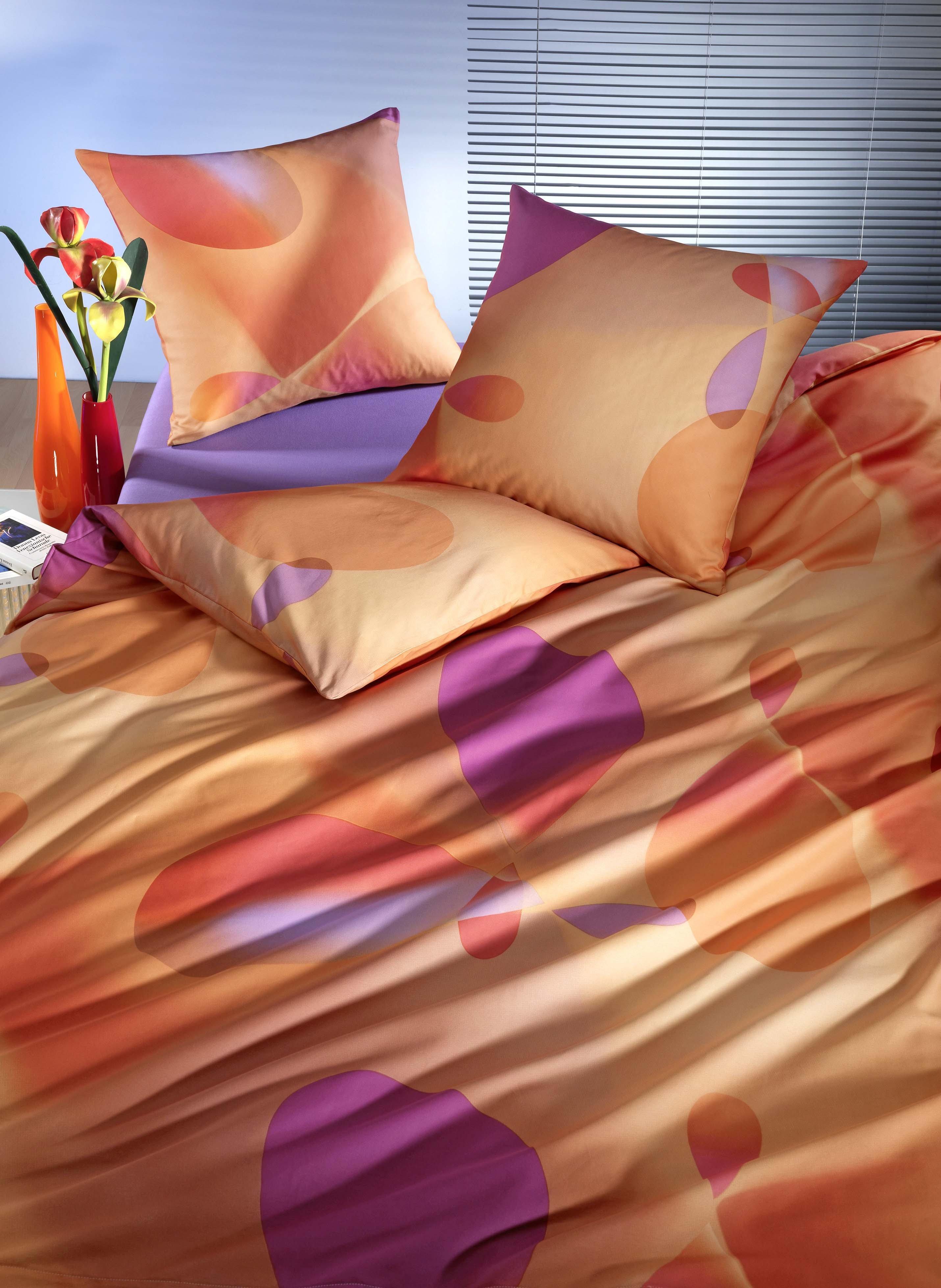 Biancheria da letto in satin  «ARTE»