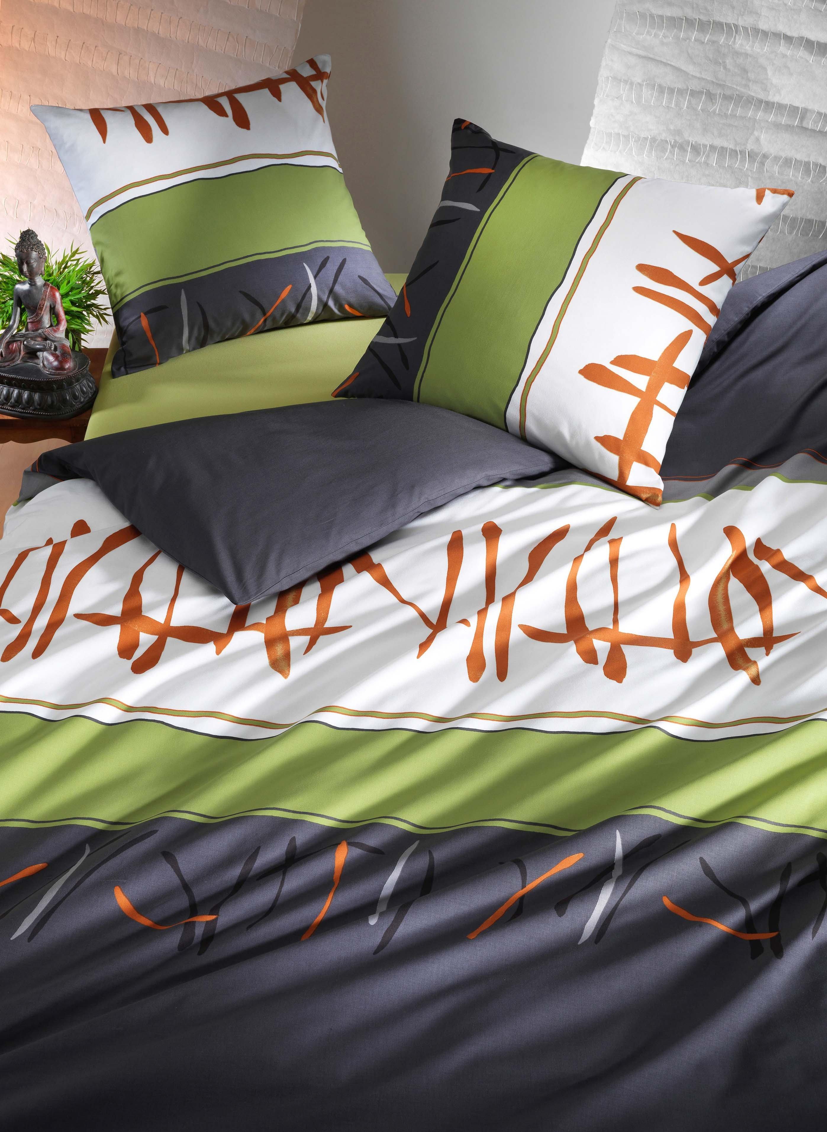 Biancheria da letto in fibra di bambù  «TACUANA»