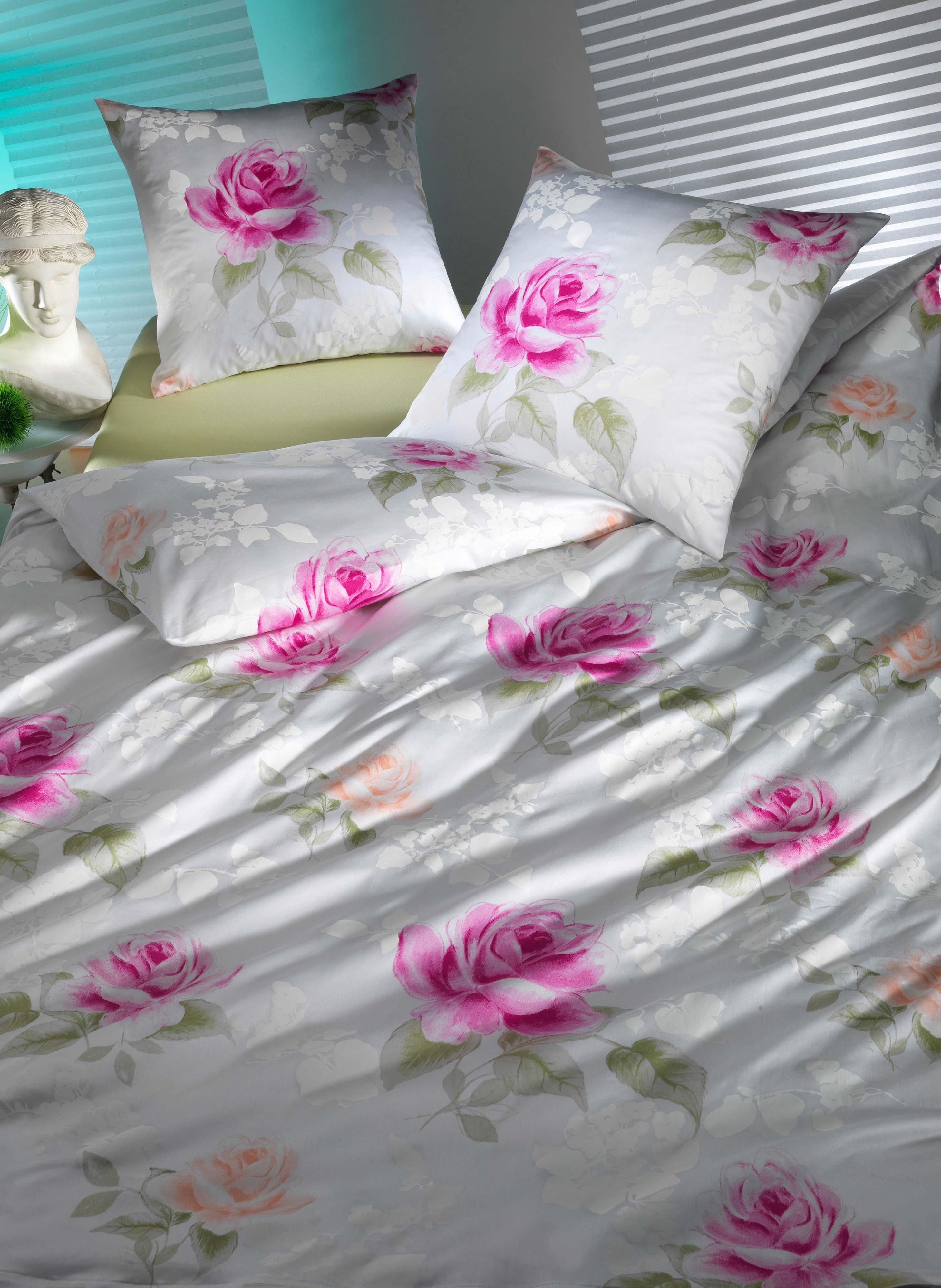 Biancheria da letto in satin «MORABITO»