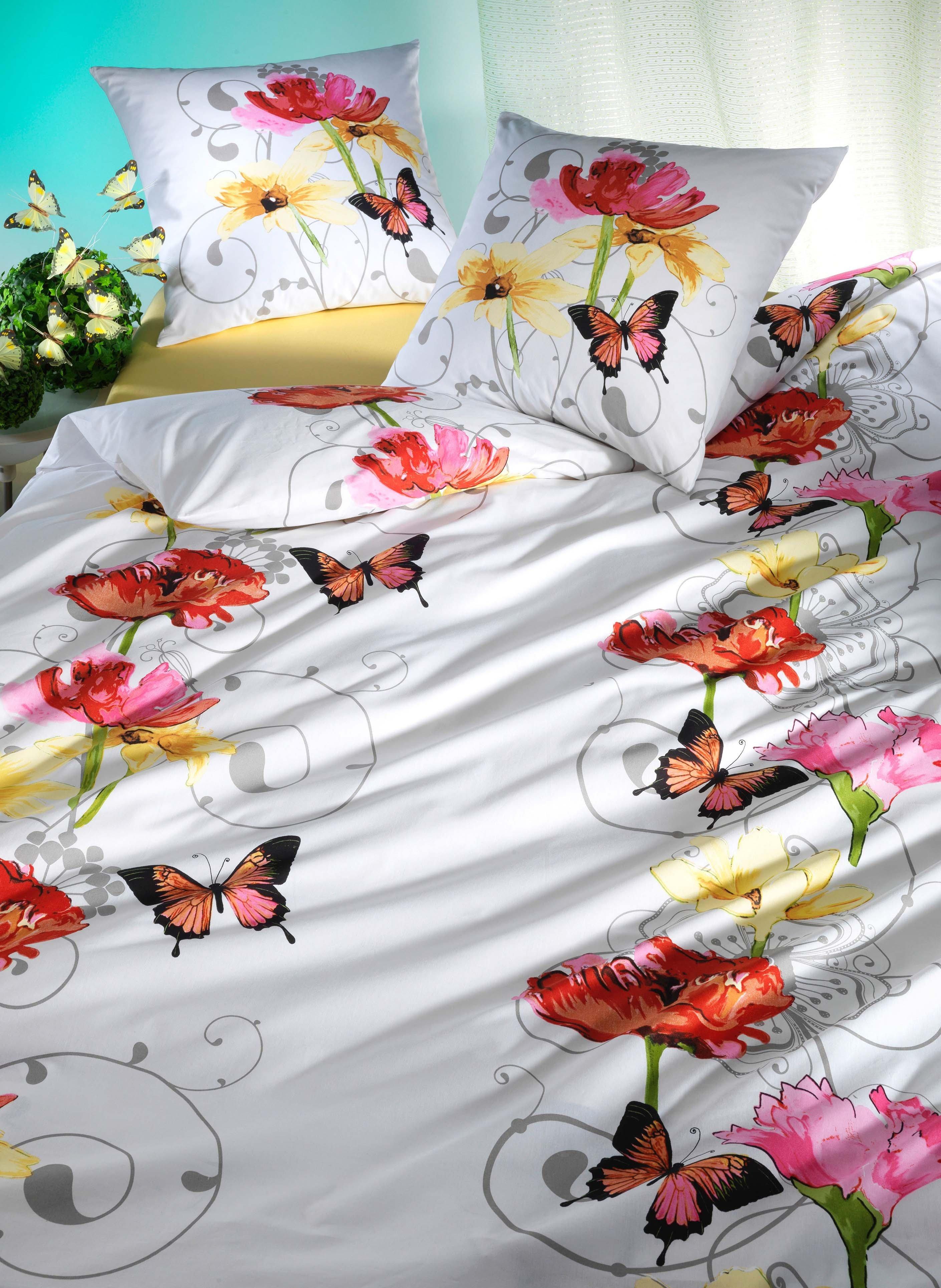 Biancheria da letto  «PAPILLONS»