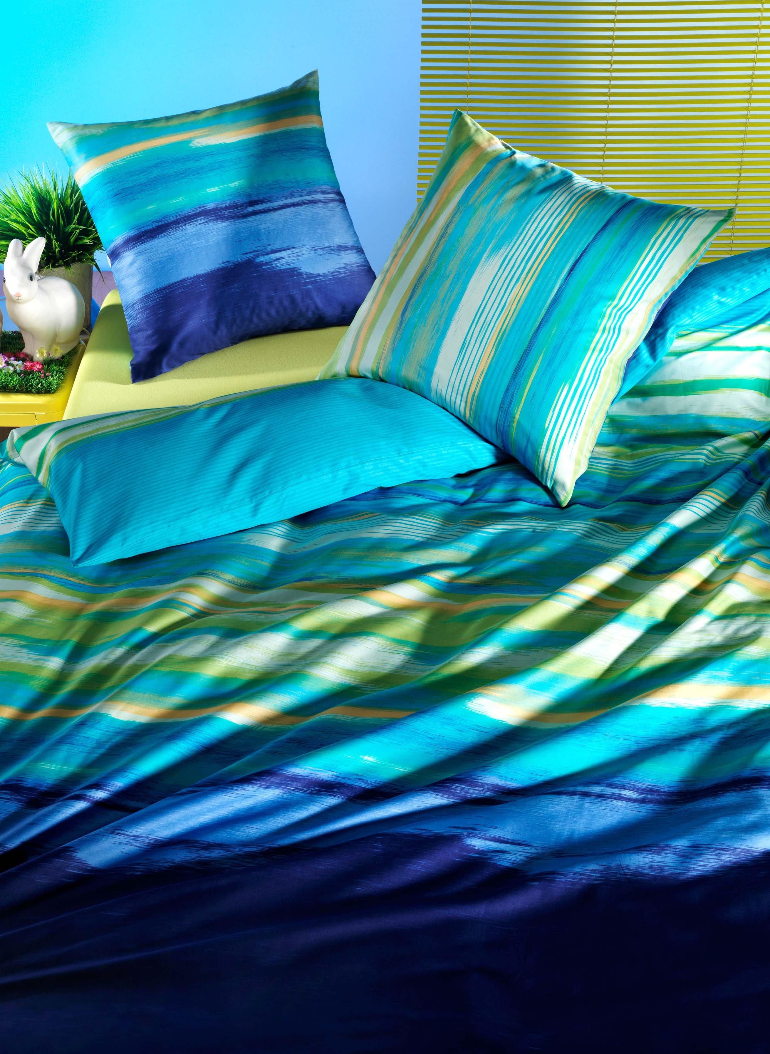 Biancheria da letto in satin  «NIAGARA»