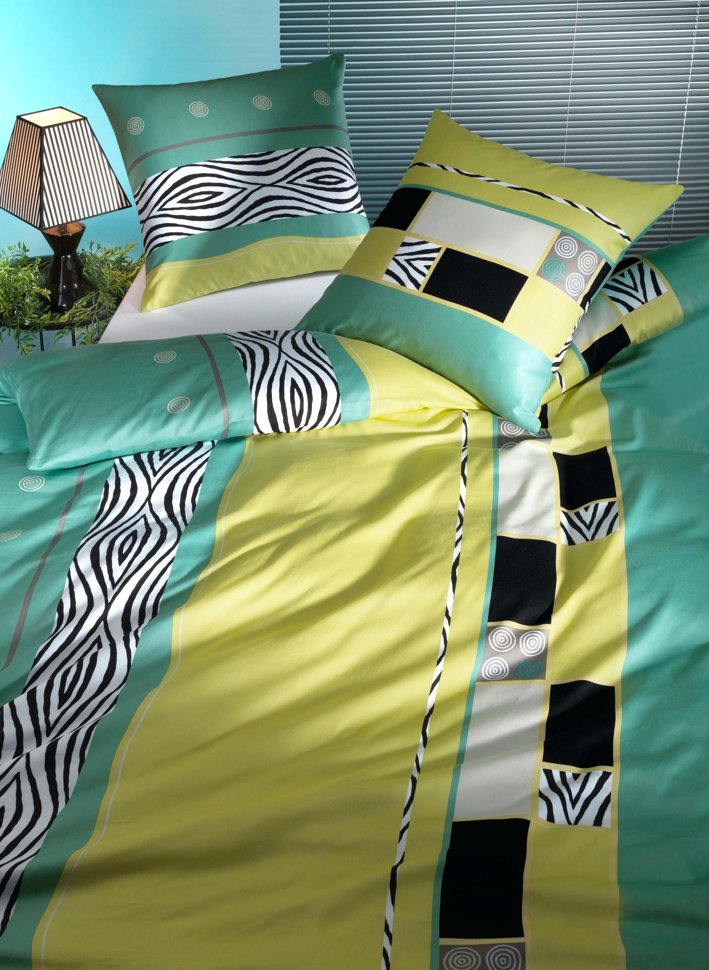 Biancheria da letto in satin «ASMARA»