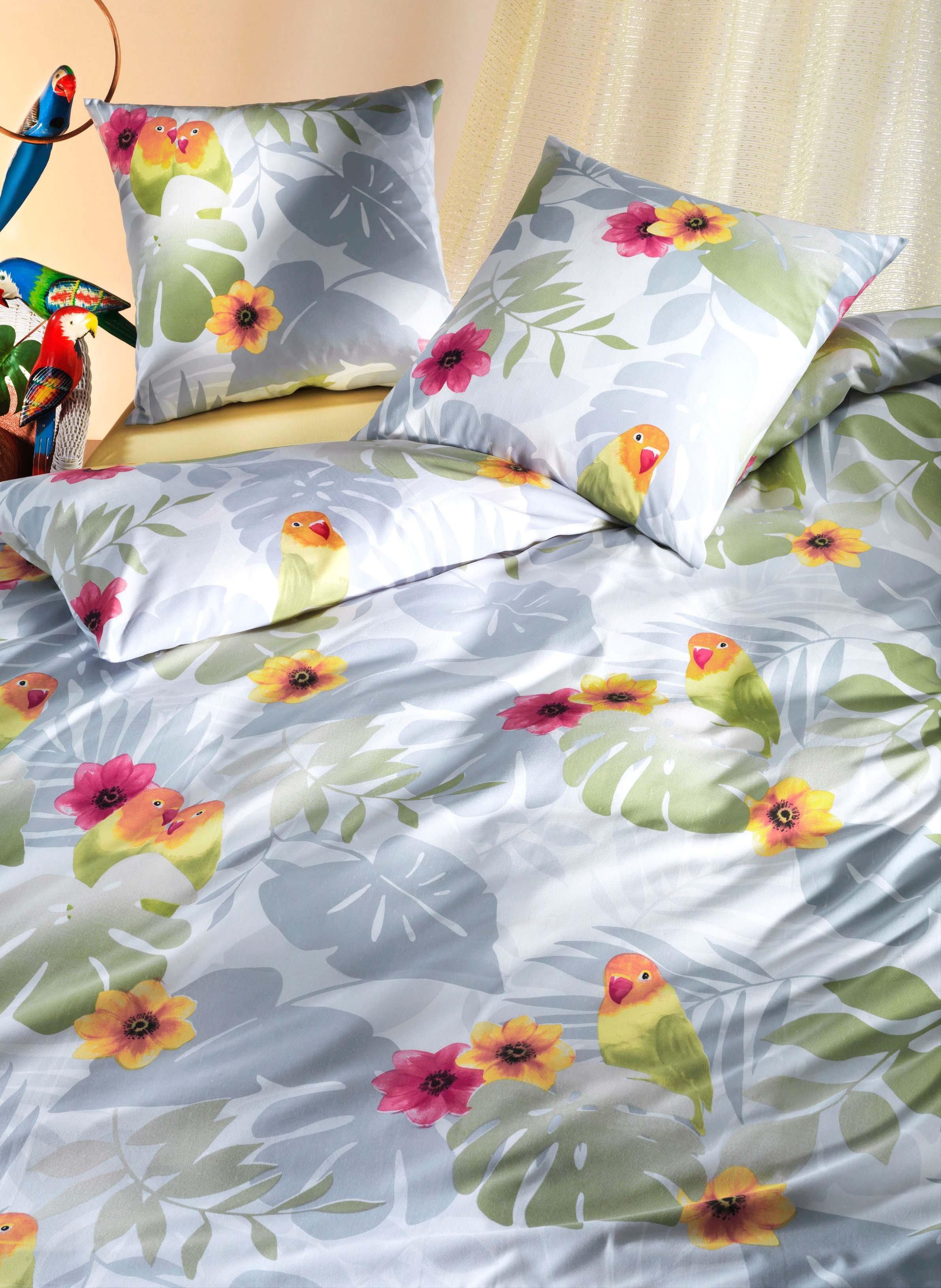 Biancheria da letto in microfibra «ALEGRIA»