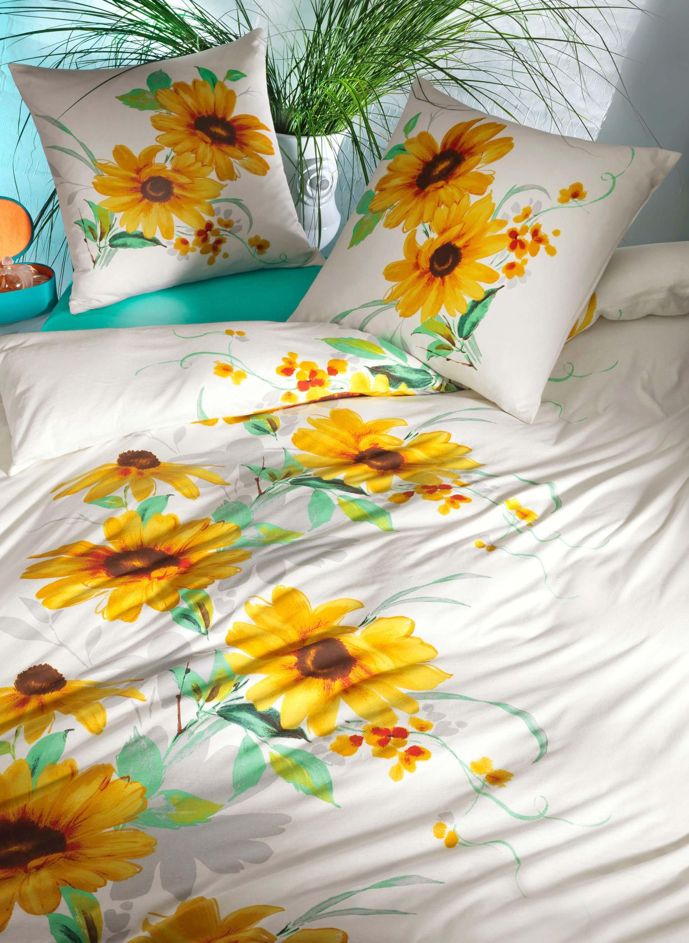 Biancheria da letto in jersey «ERNA»
