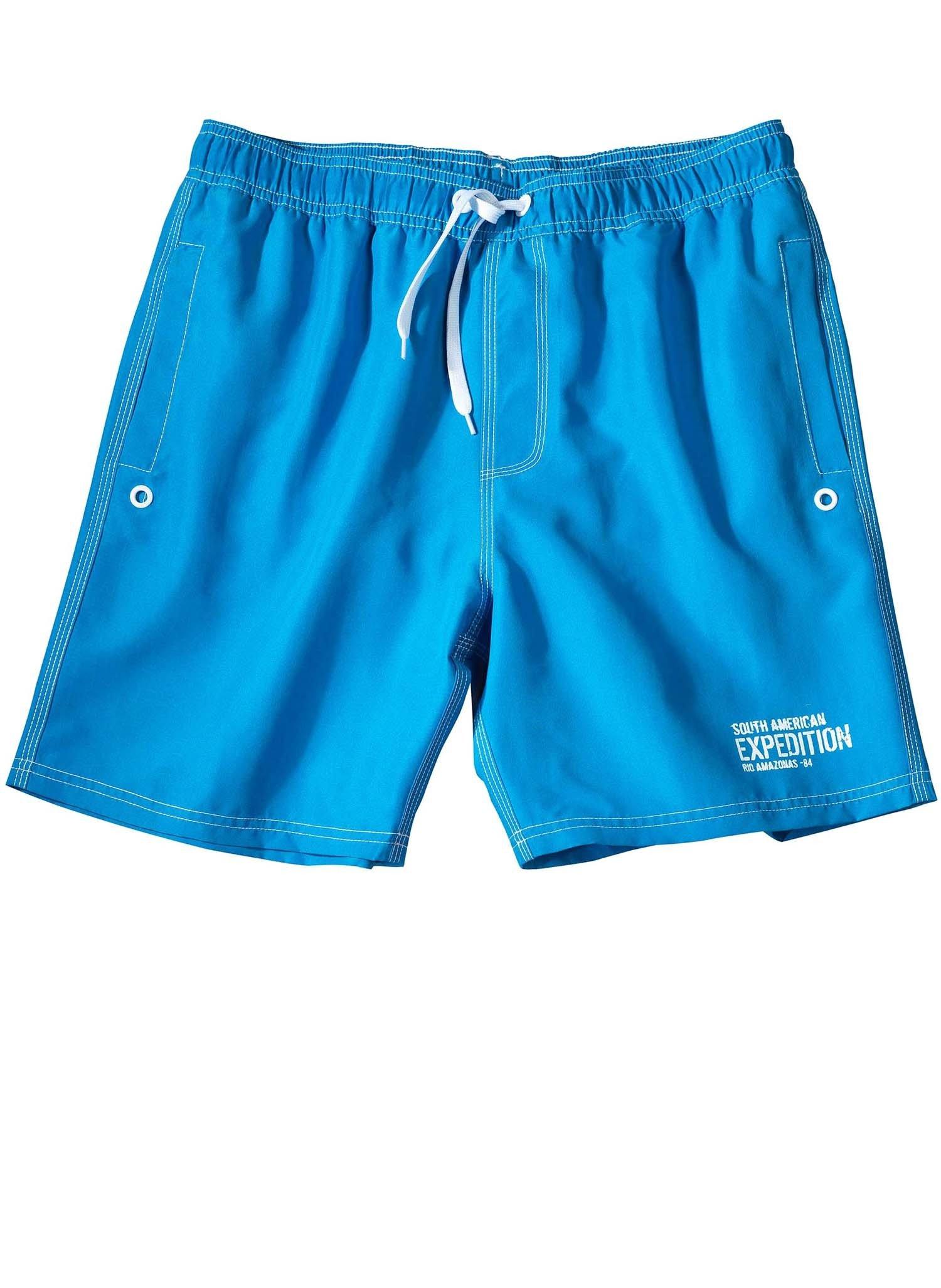 H-Bade-Shorts,NEON blau L 047 - 2 - Ronja.ch