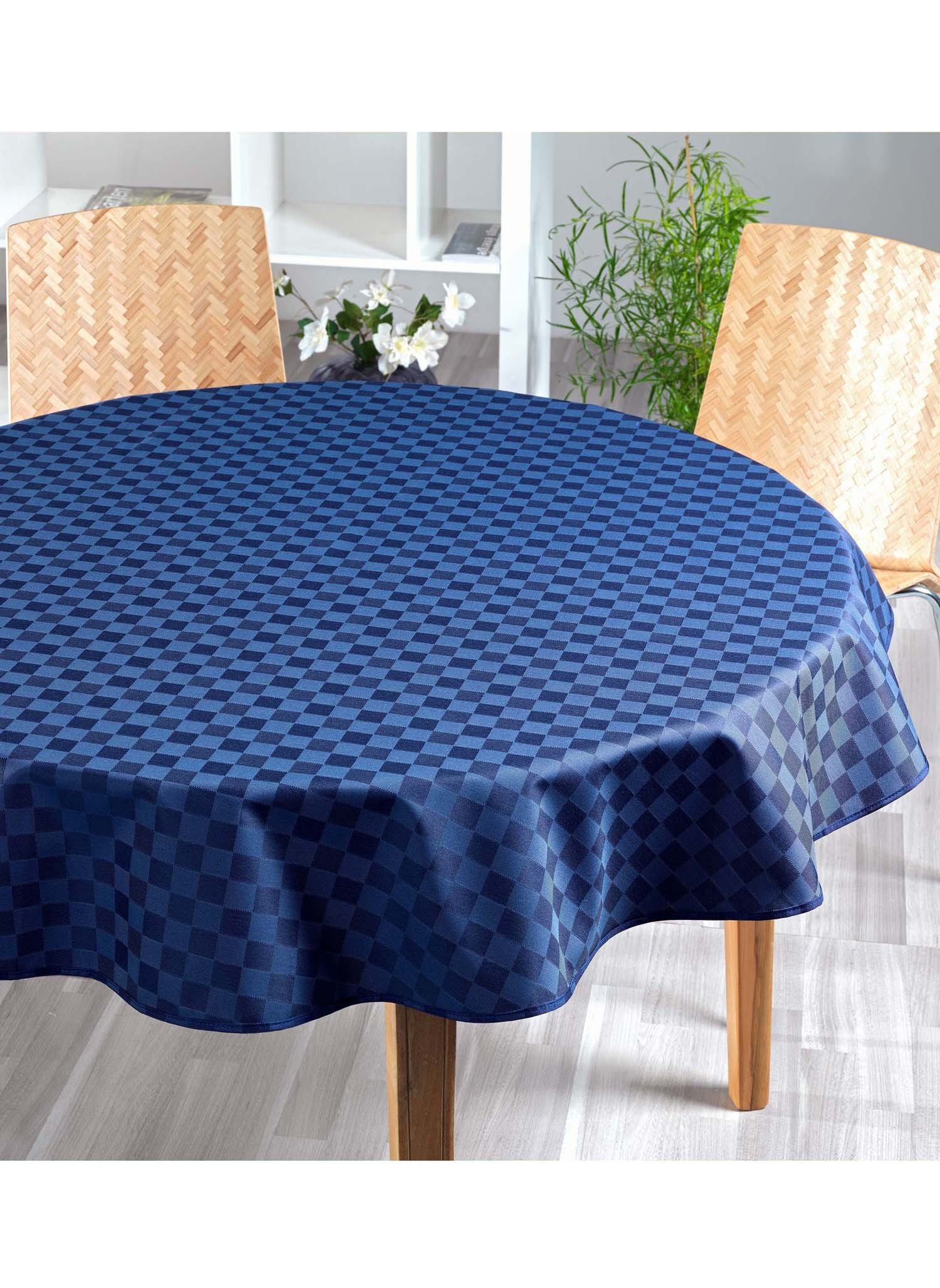 S-Tischd.J-Würfel blau 140x180