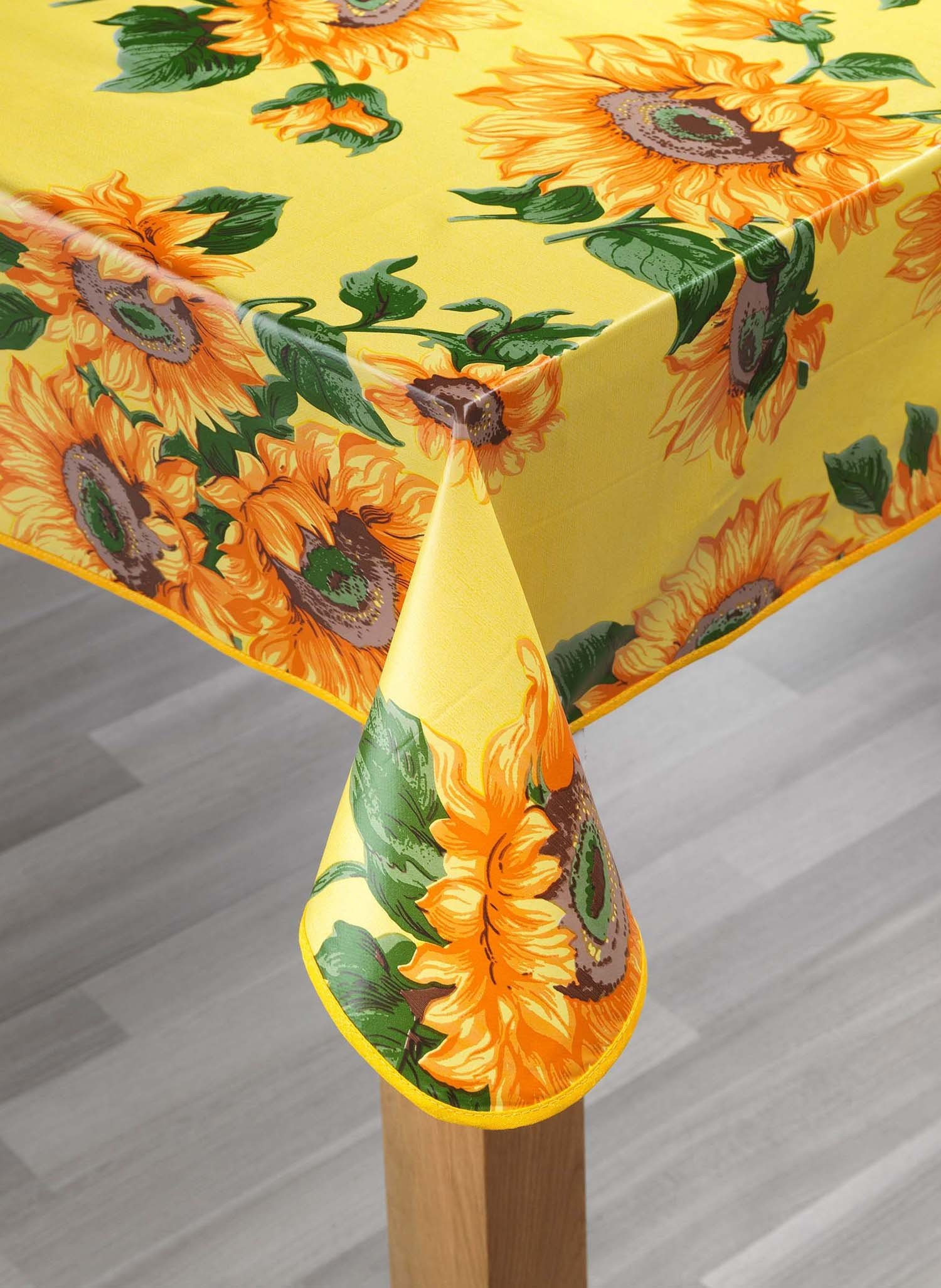 Tisch.Sonnenblume.gelb 140x180 - 4 - Ronja.ch