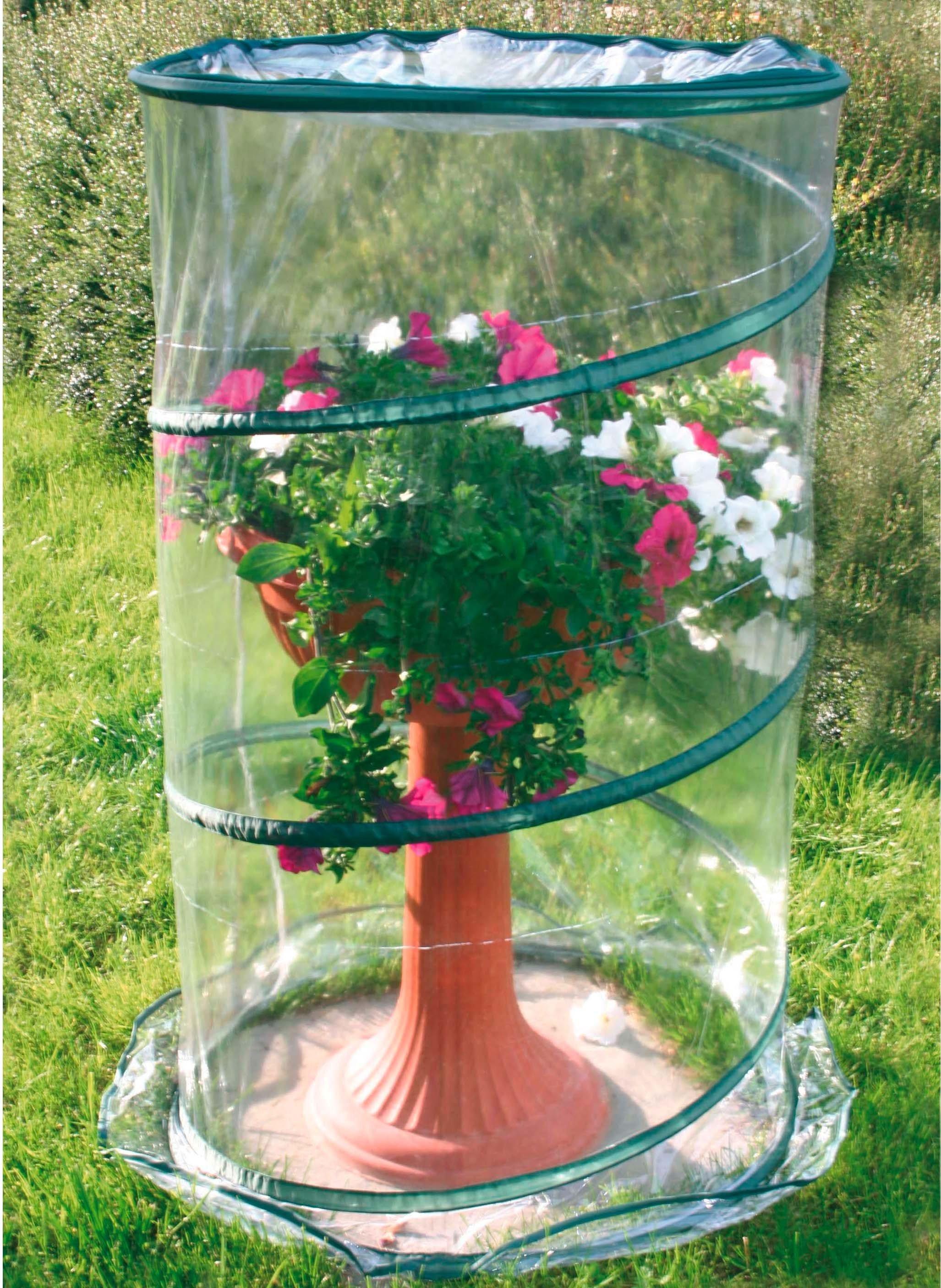 Serra a spirale per piante O 90, H 150cm