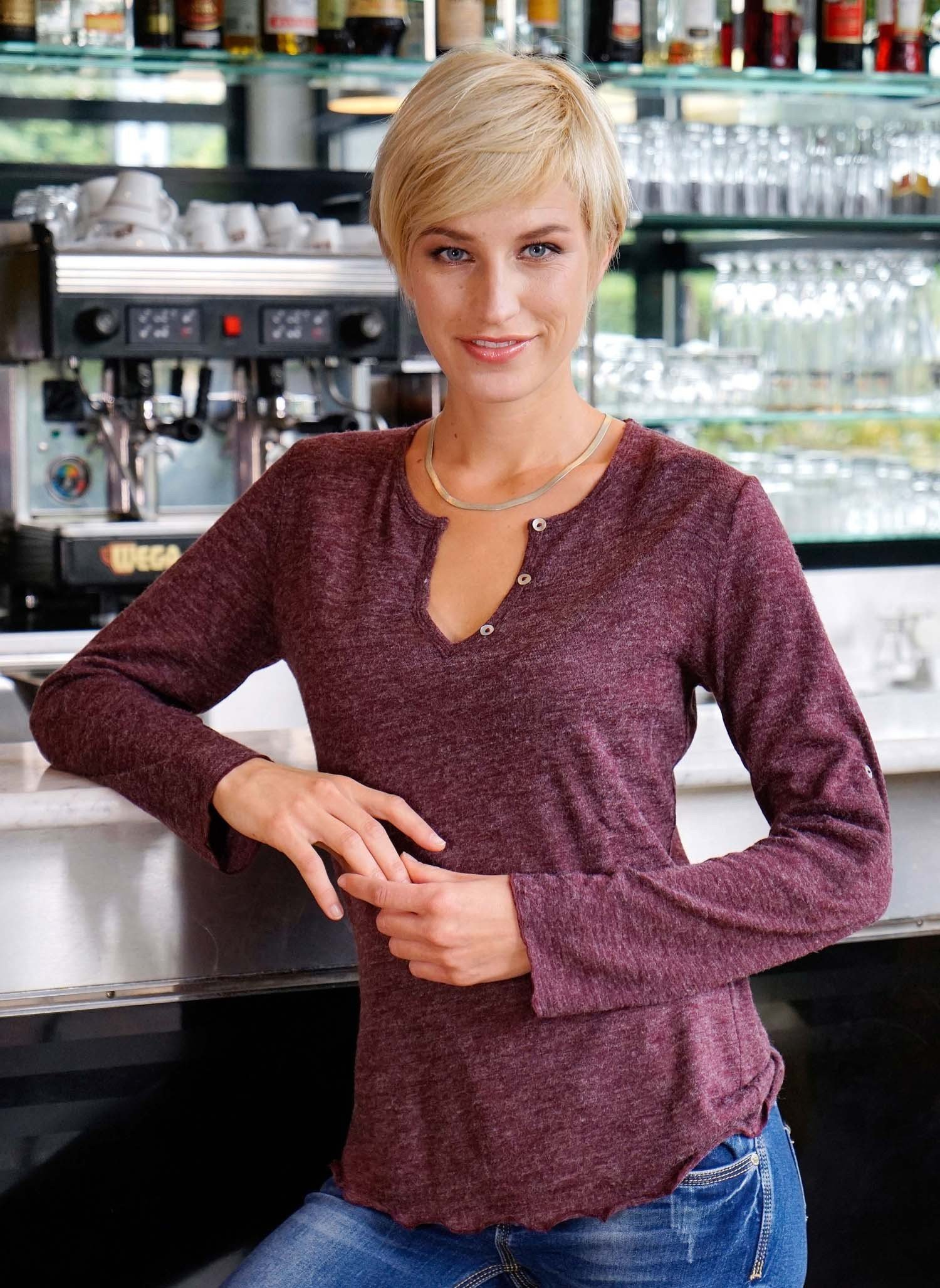 D-LA-Top,Melange-Opt.bordeaux L 032 - 1 - Ronja.ch