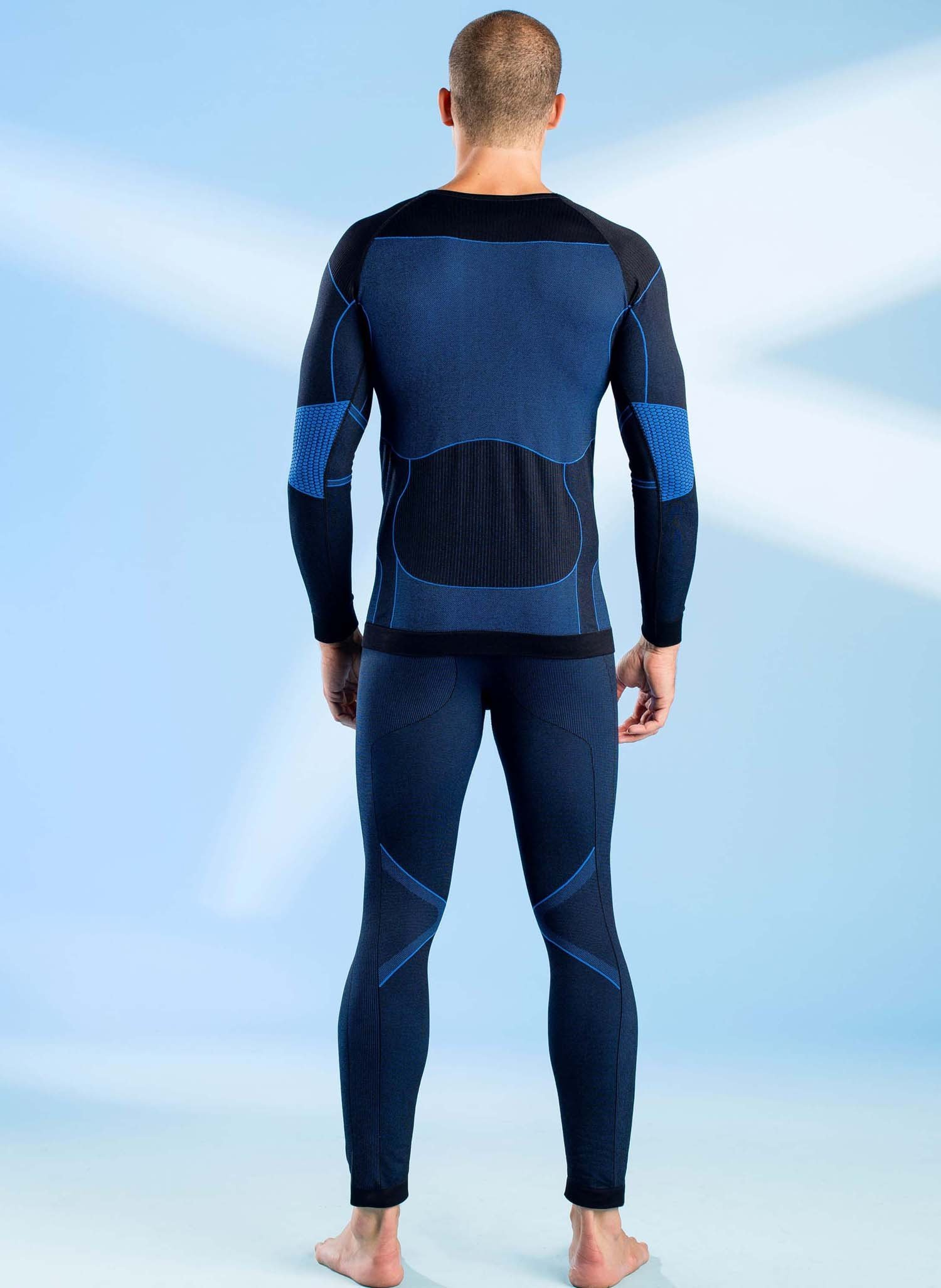 H-LA-Thermo-Shirt schw/blau XXL 172 - 3 - Ronja.ch