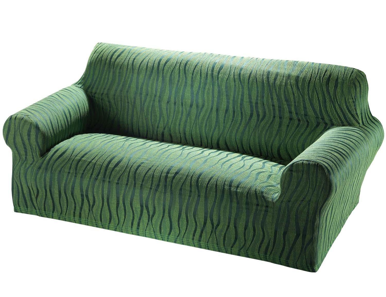 Copri-divano,2 posti verde