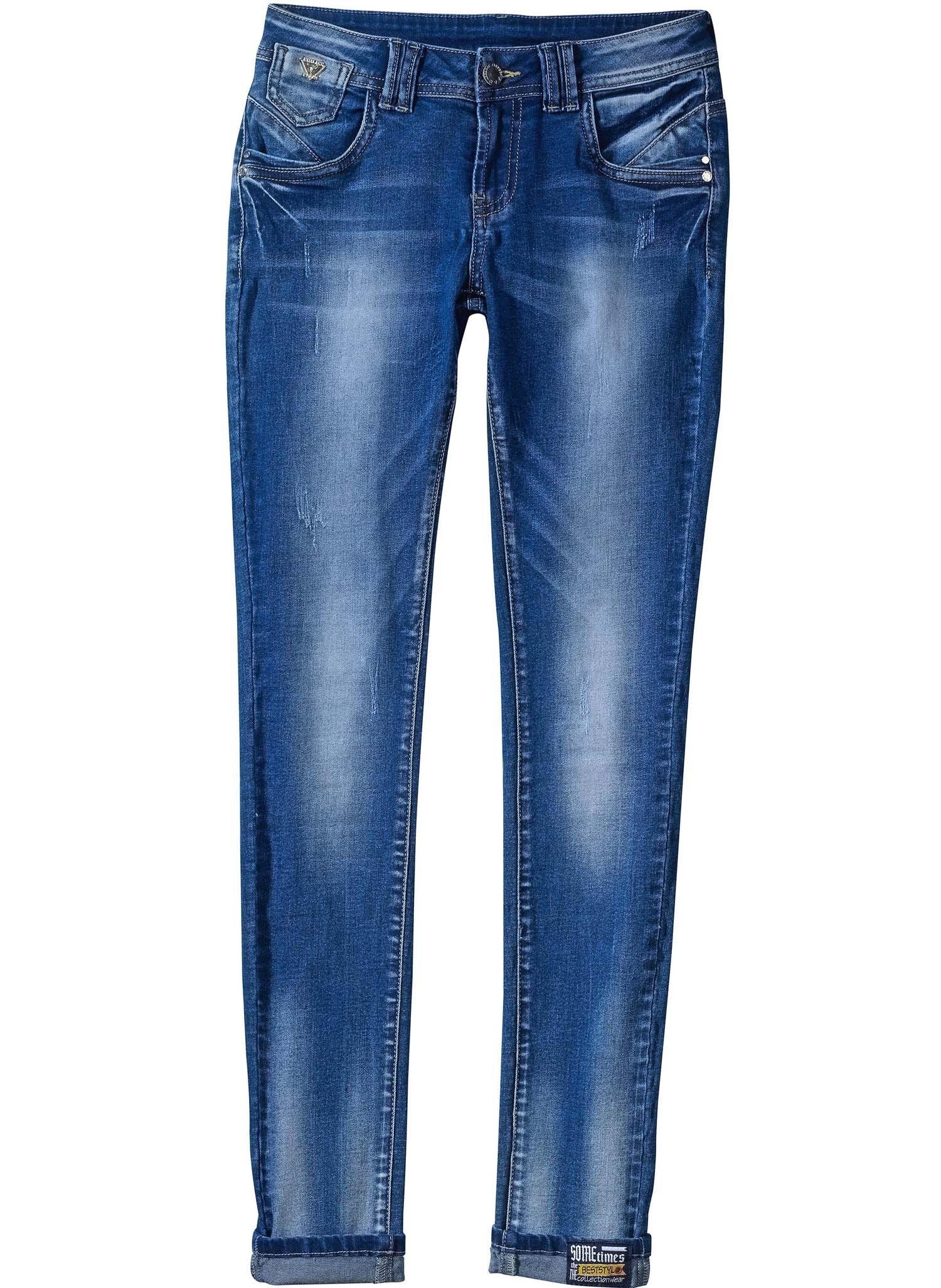 "D-5P.Jeans""SOME-TIME""Blue-Dem. 34 050 - 2 - Ronja.ch"