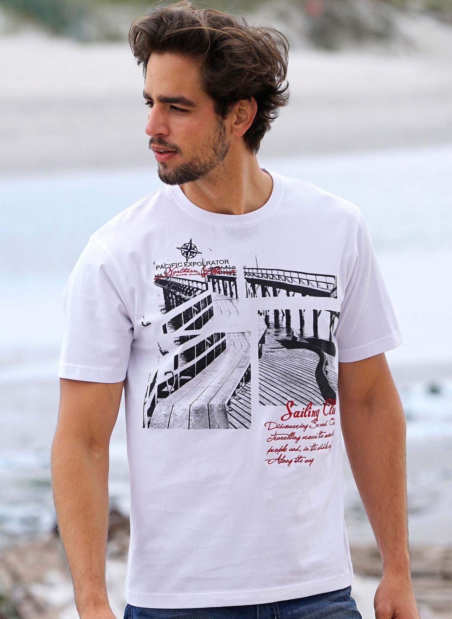 H-KA-Shirt,Fotoprint, weiss L 001 - 1 - Ronja.ch
