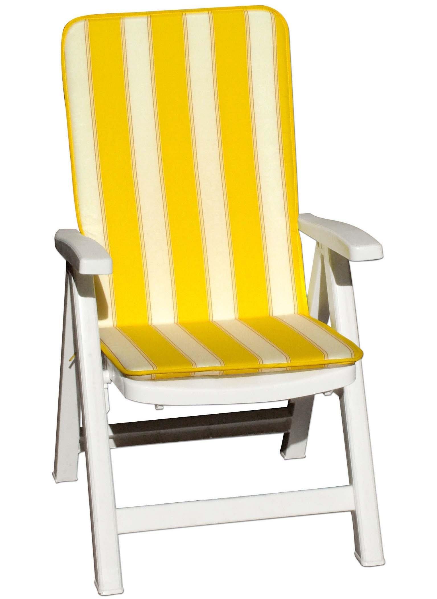 Cuscini per sedie  con schienale alto
