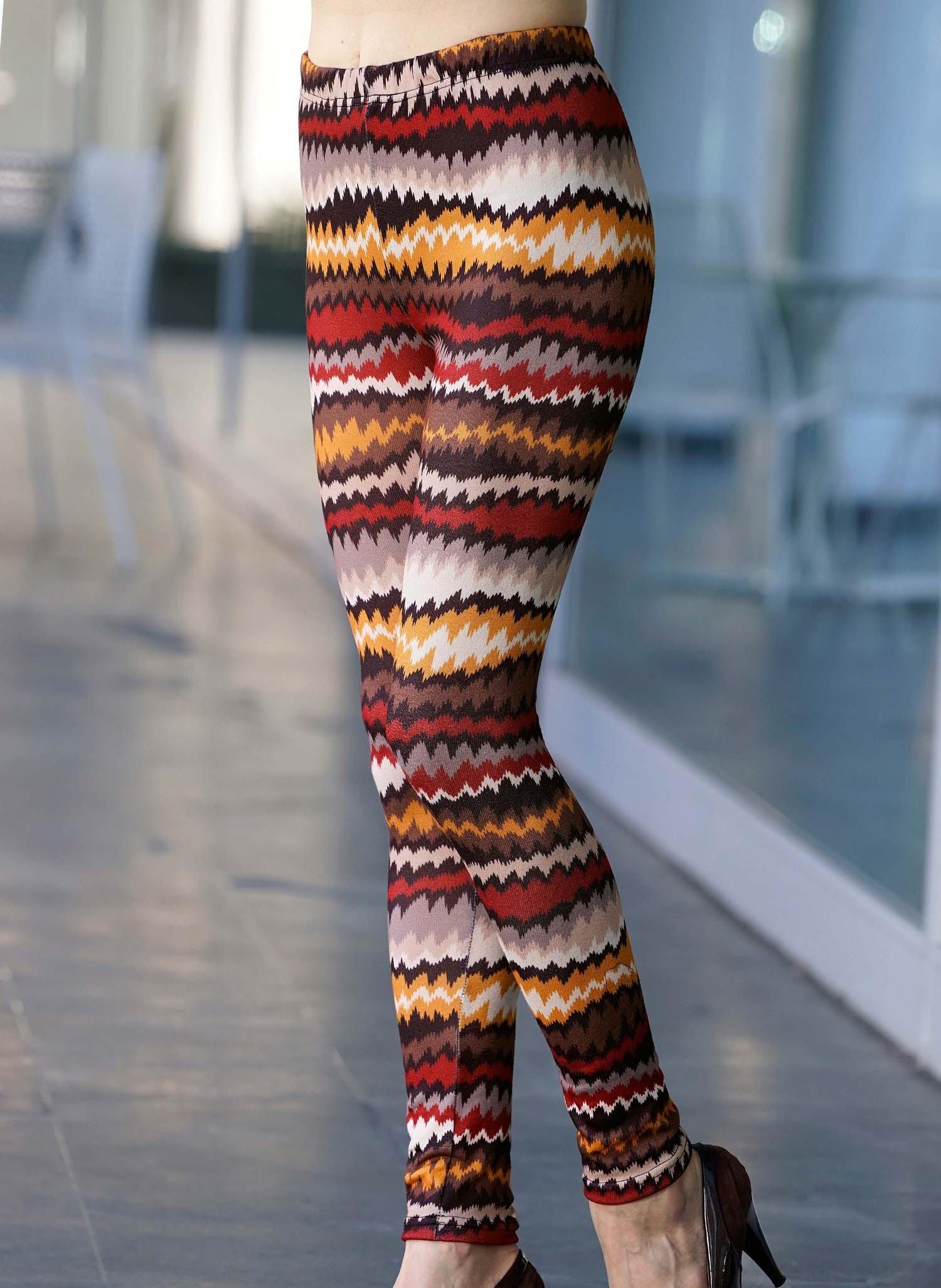 Leggings , colori moderni