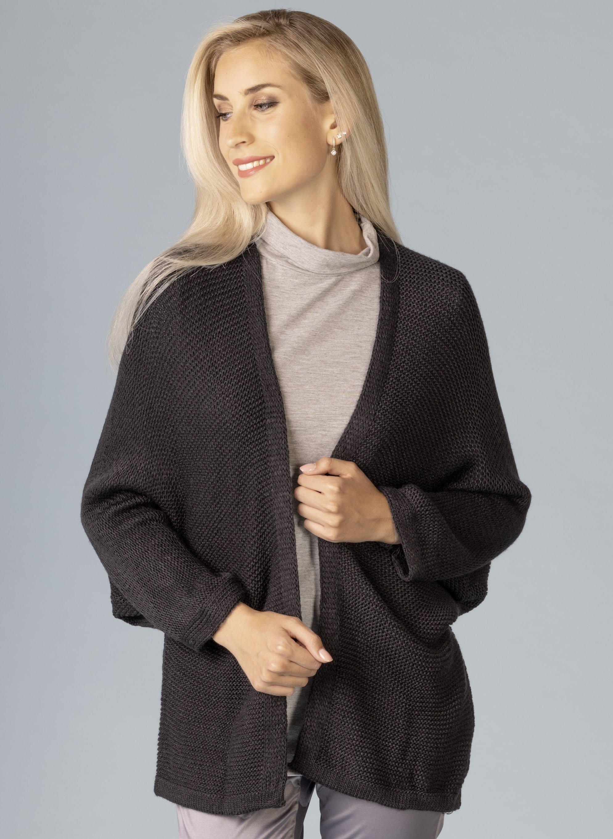 Bolero in maglia