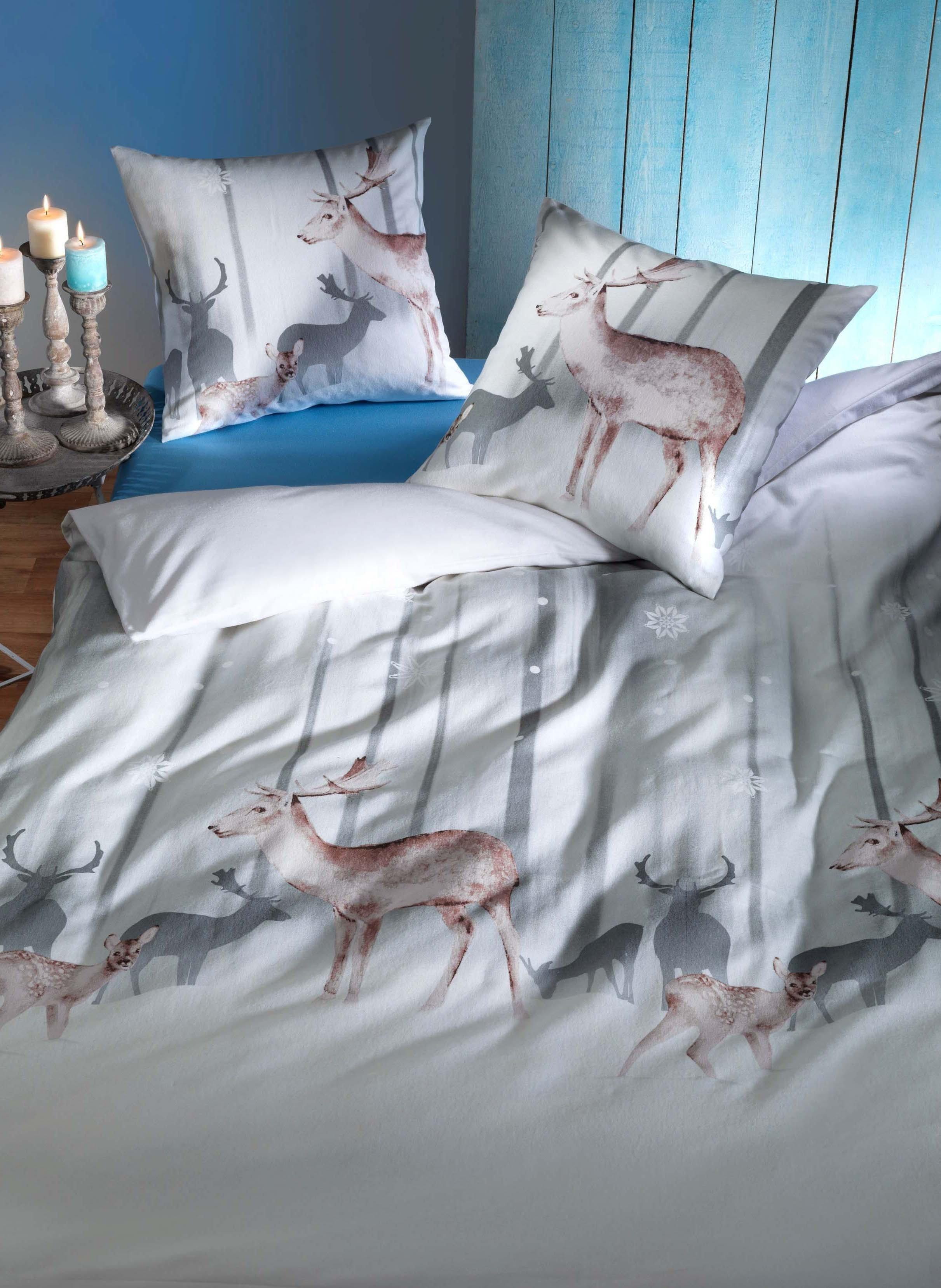 Biancheria da letto in flanella  «WILDLIFE»