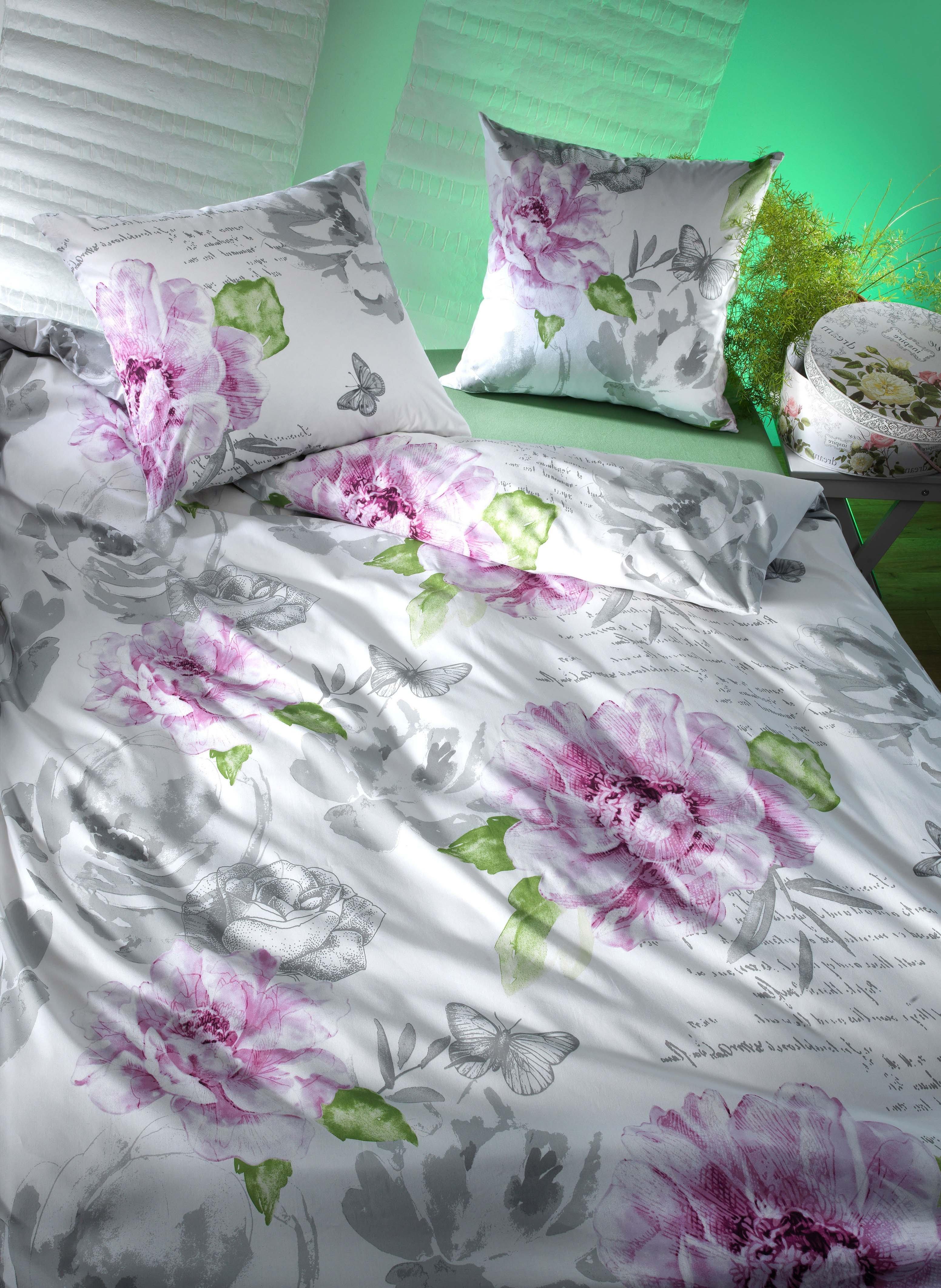 "Biancheria da letto in fibra di bambù  ""SELINA"""