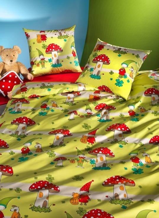 """Biancheria da letto per bambini """"GNOME"""""""