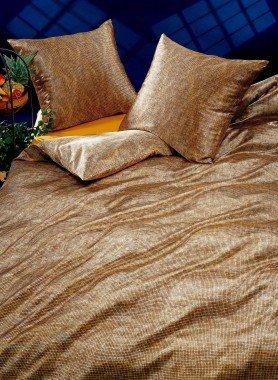 """Biancheria da letto in satin brillante  """"KUBUS"""""""