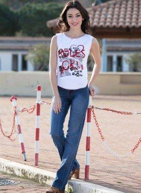 Jeans Bell-Bottom