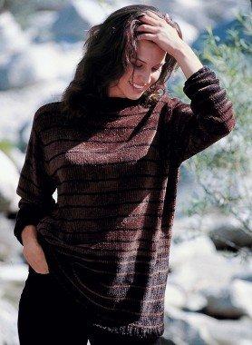 Pullover in ciniglia