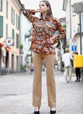 Pantalone 5 tasche Bengalin