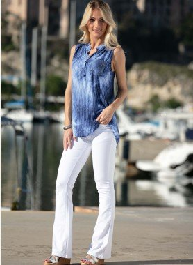 Colors-Jeans, stretch