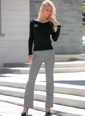 Pantaloni a quadri kölsch