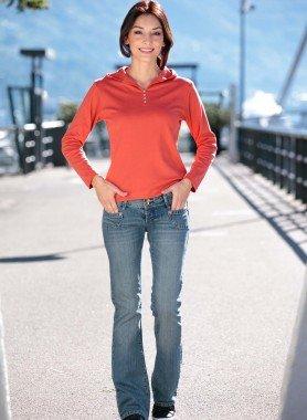 Jeans vita bassa
