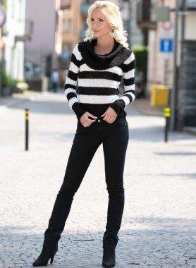 Jeans stretto